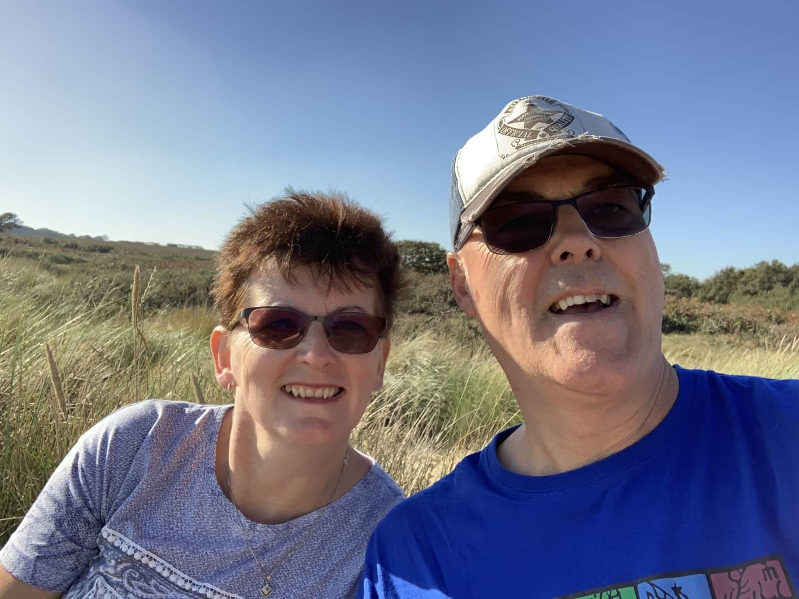 Joy & Fred from Capelle aan den IJssel, Netherlands
