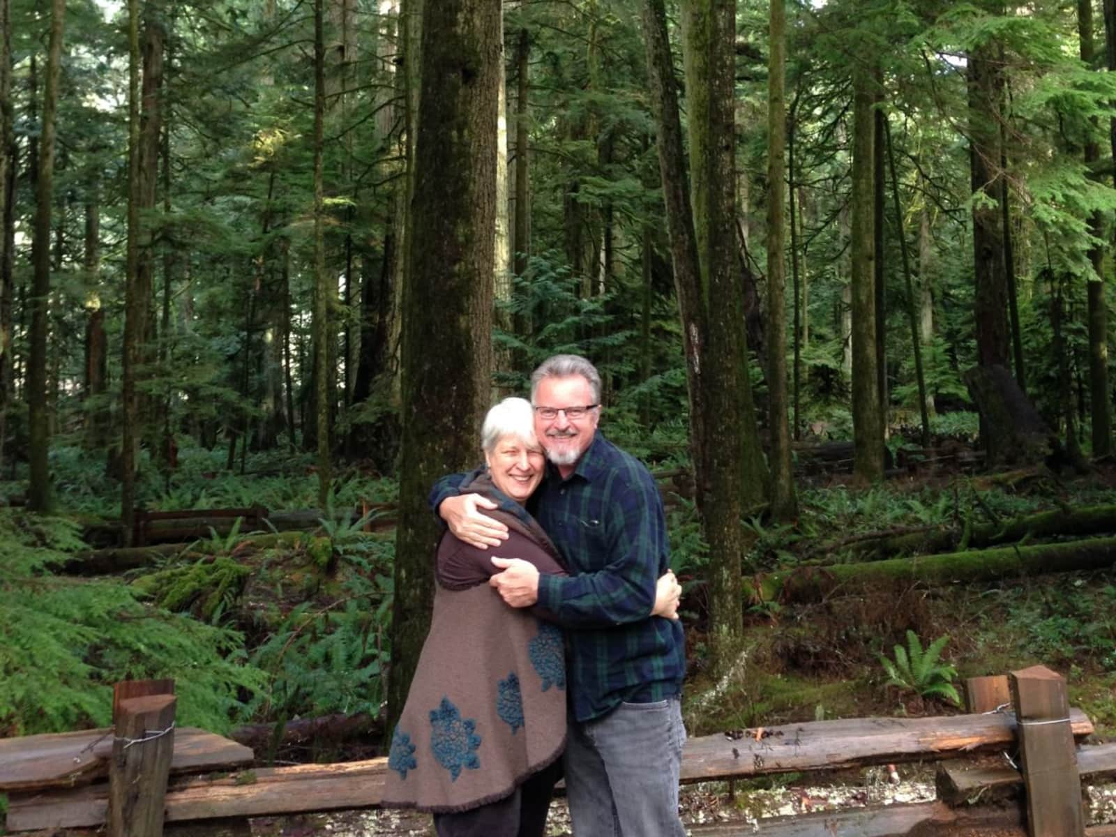 David & Vivian from Lunenburg, Nova Scotia, Canada