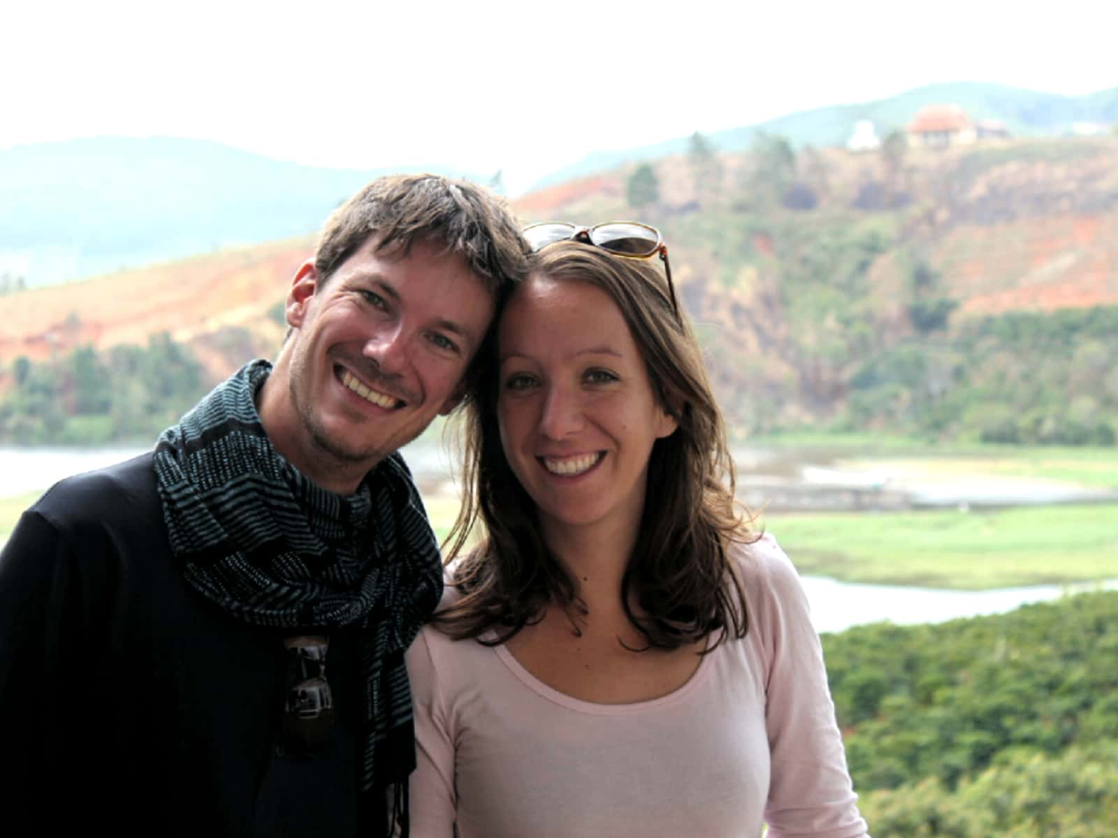Sophie & Sébastien from Tolochenaz, Switzerland