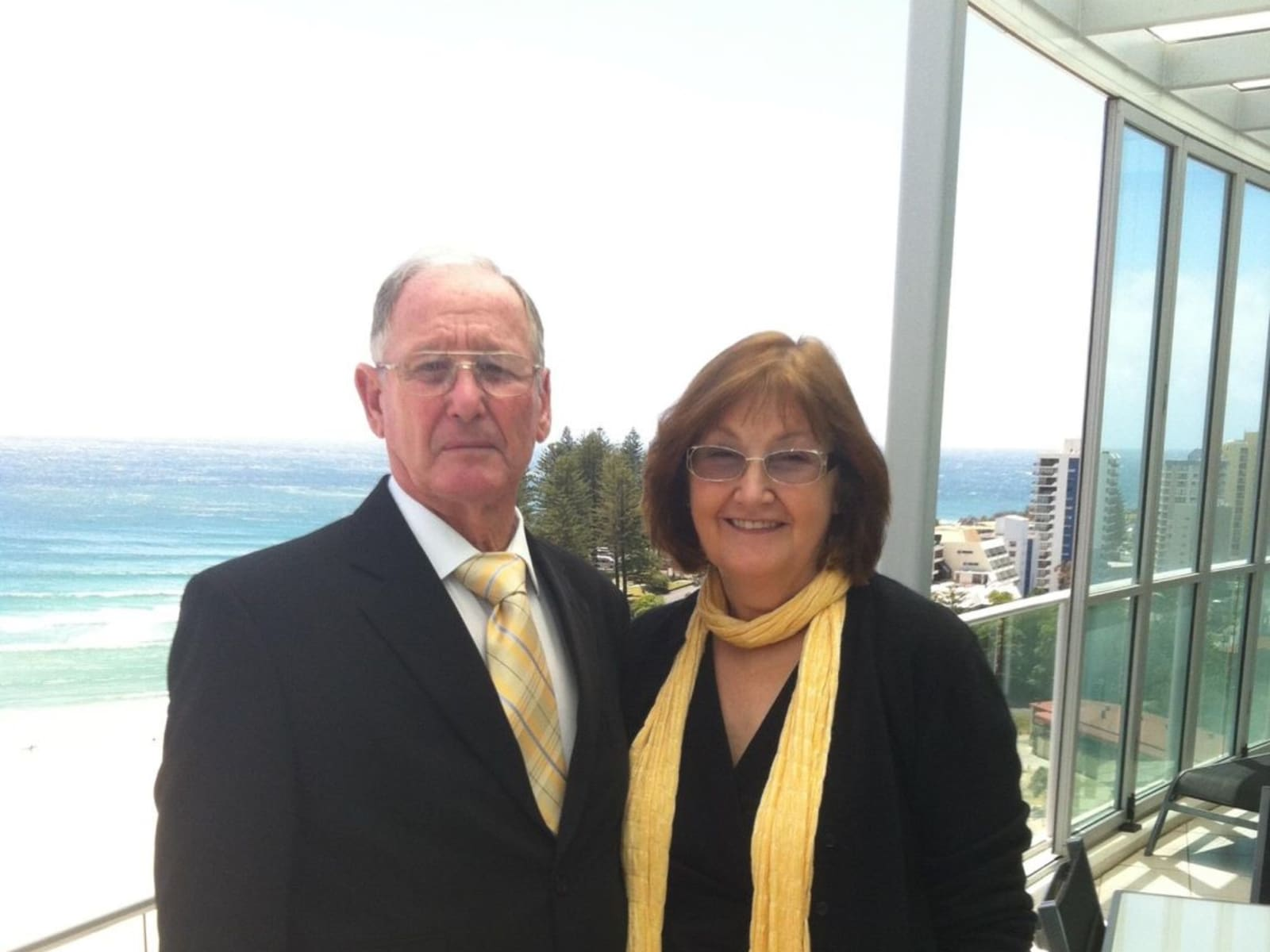 Sylvia & Barry from Campbelltown, New South Wales, Australia