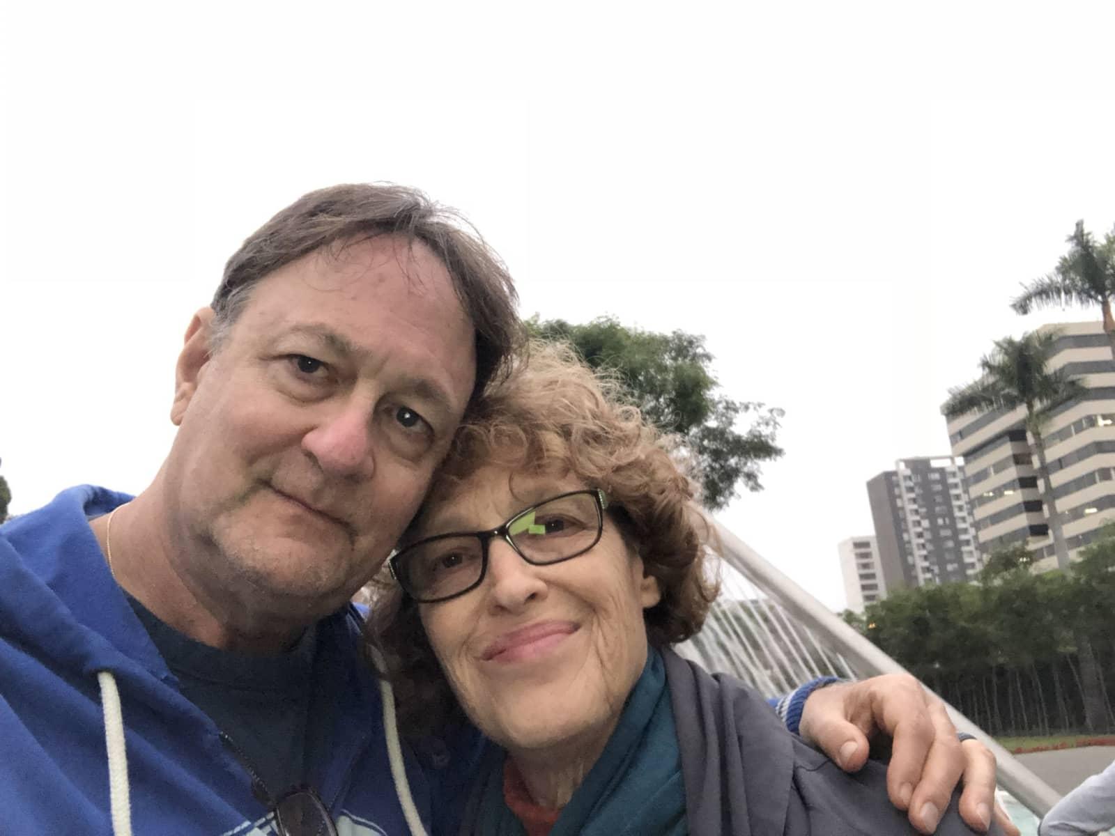 Allen & Kathy from Austin, Texas, United States