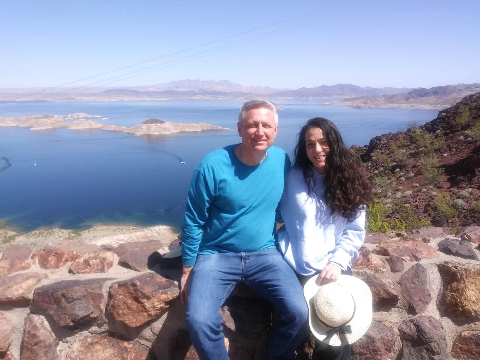 Mark and patricia & Mark from Seattle, Washington, United States