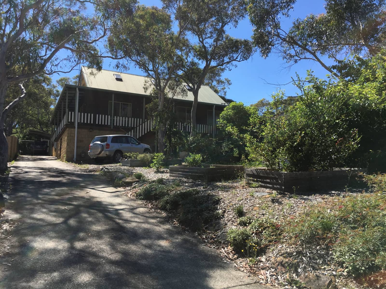 Housesitting assignment in Katoomba, New South Wales, Australia