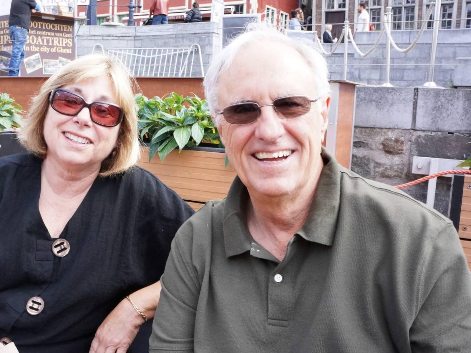 Gary & Irma from Sebastopol, California, United States