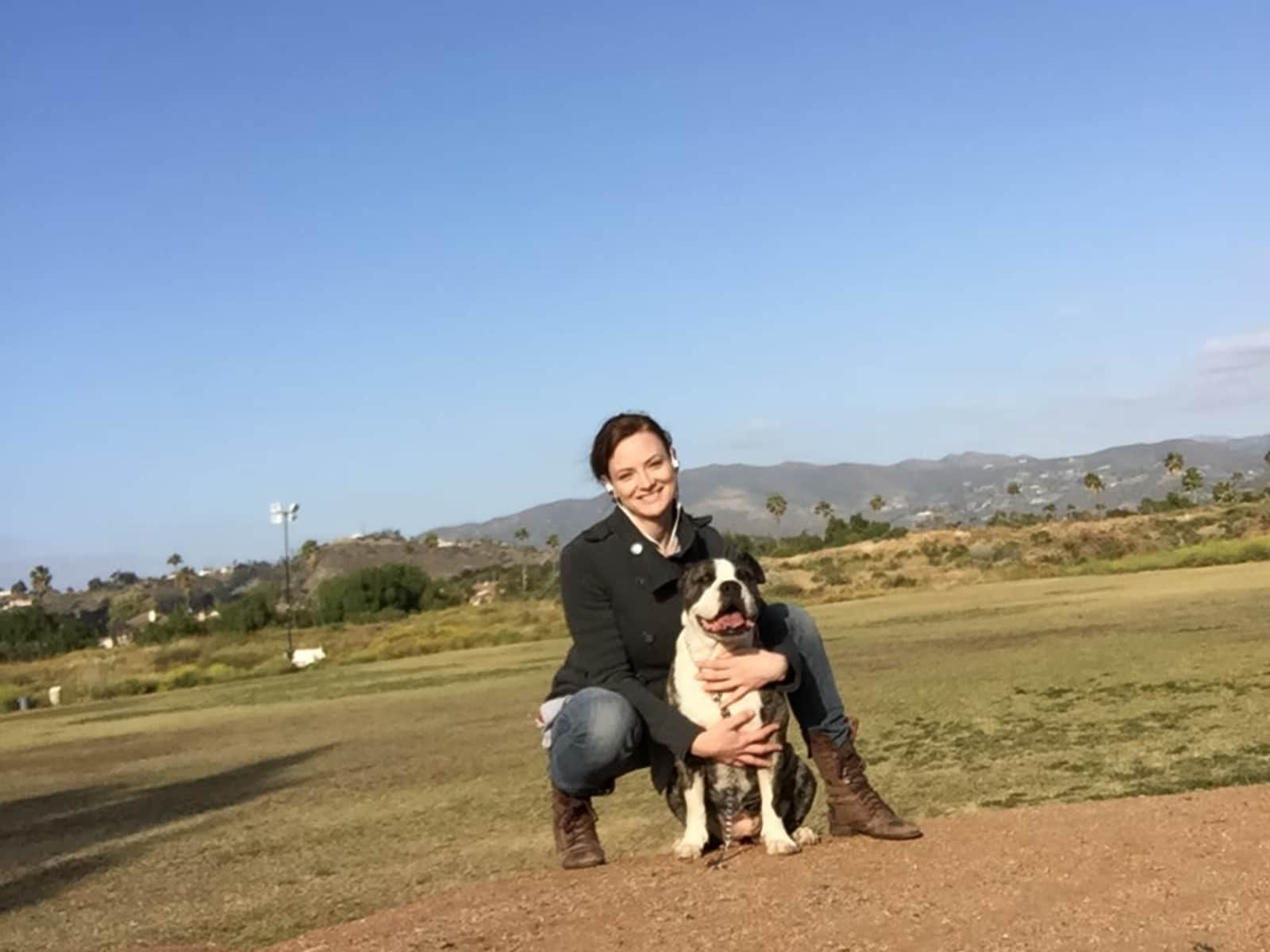 Stephanie from San Diego, California, United States