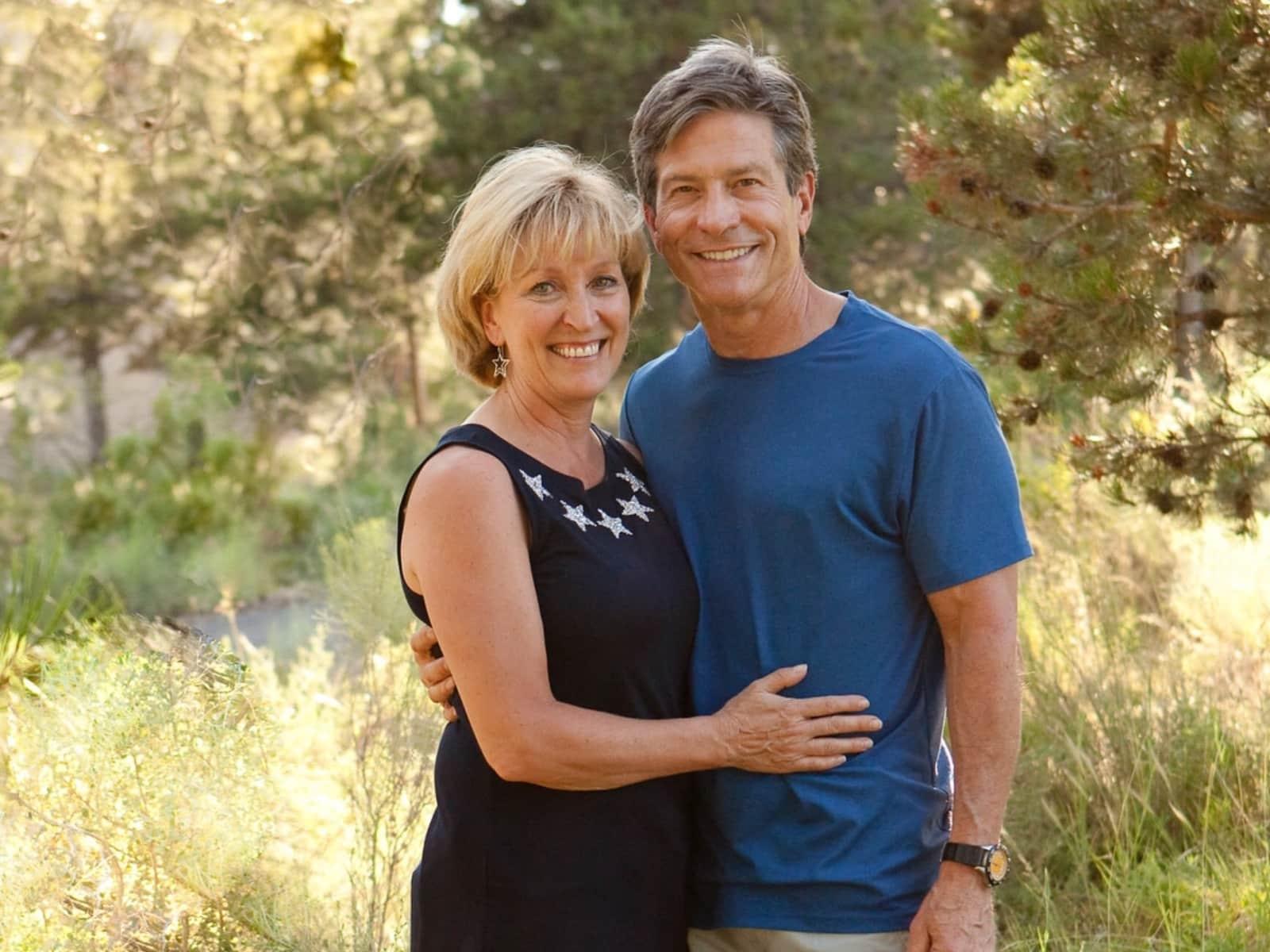 Debbie & Larry from Granite Bay, California, United States