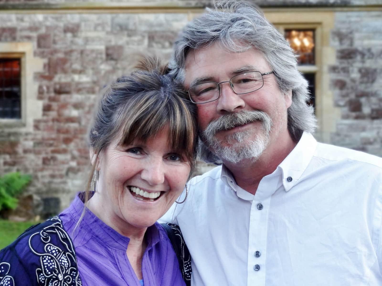 Theresa & Simon from Brighton, United Kingdom