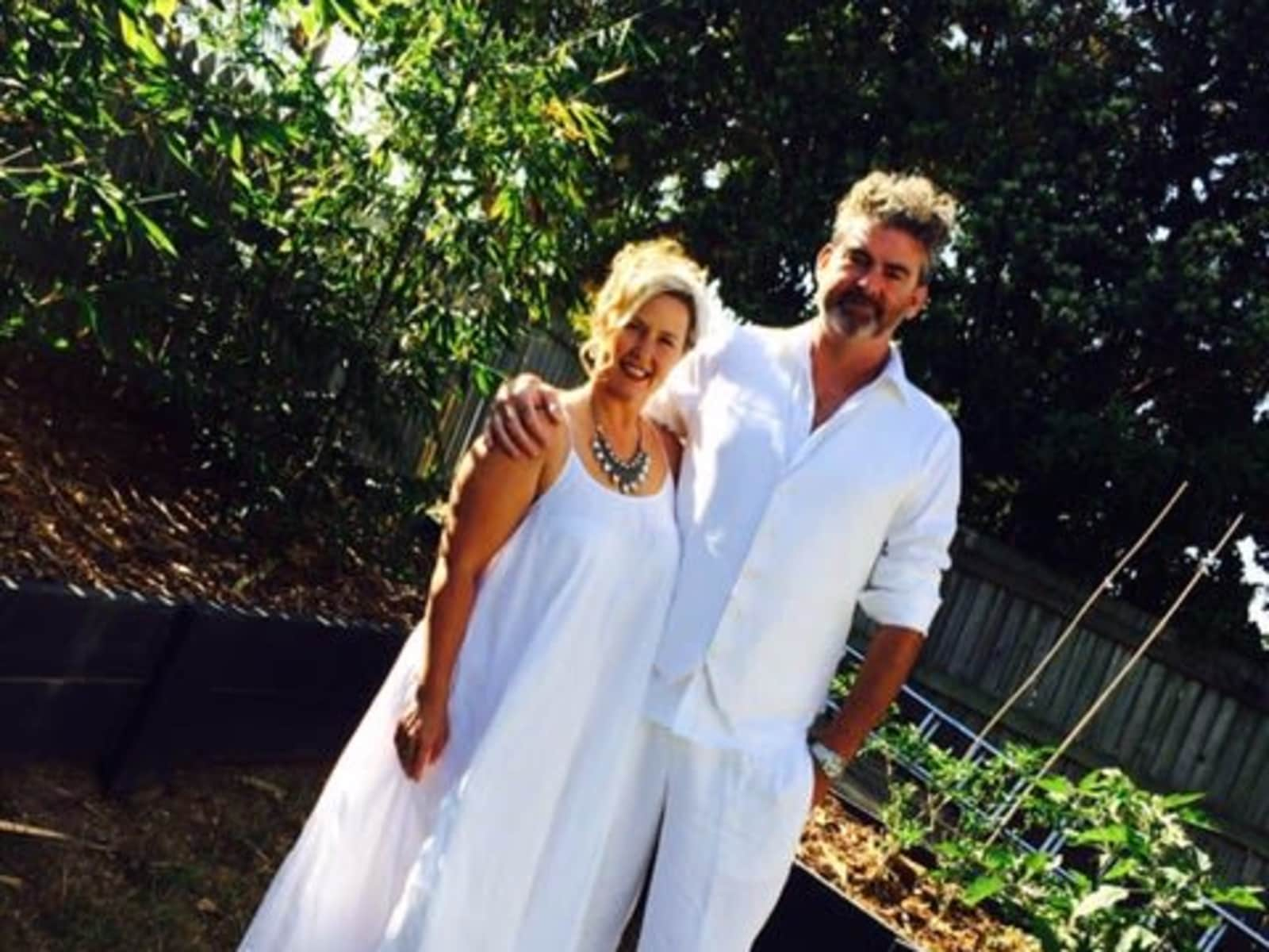 Simon & Kelli from Brisbane, Queensland, Australia