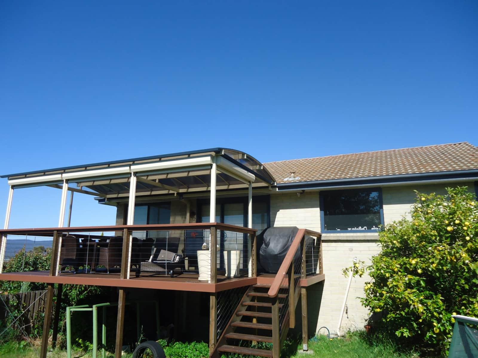 Housesitting assignment in Launceston, Tasmania, Australia