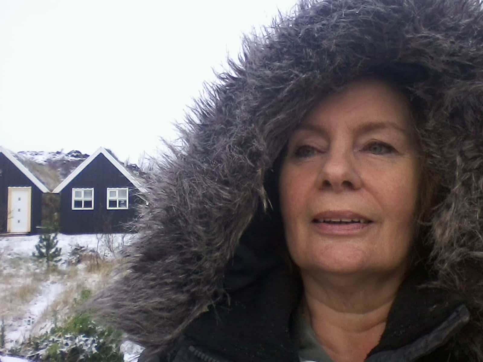 Kristin from Reykjavík, Iceland