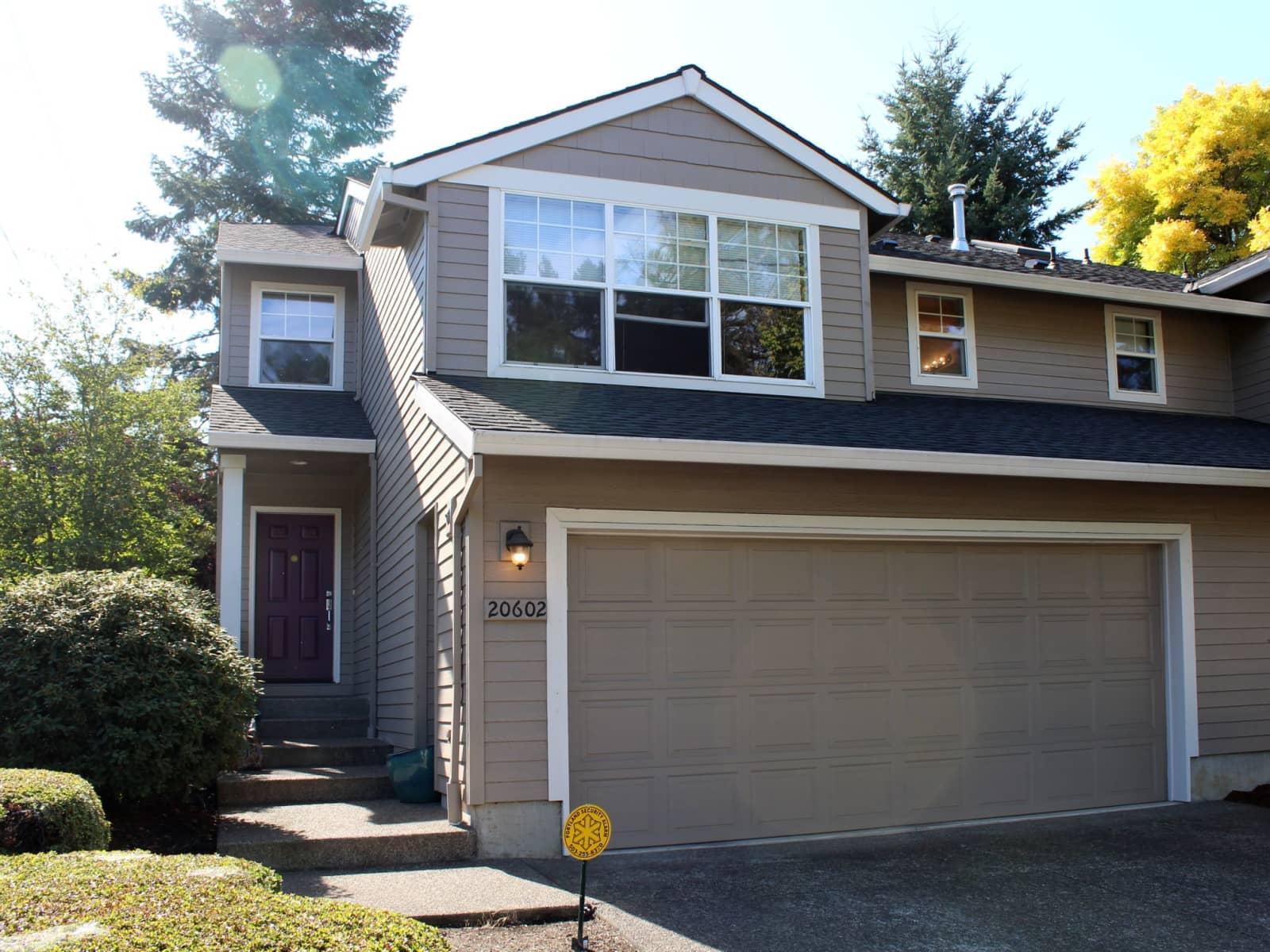 Housesitting assignment in Beaverton, Oregon, United States