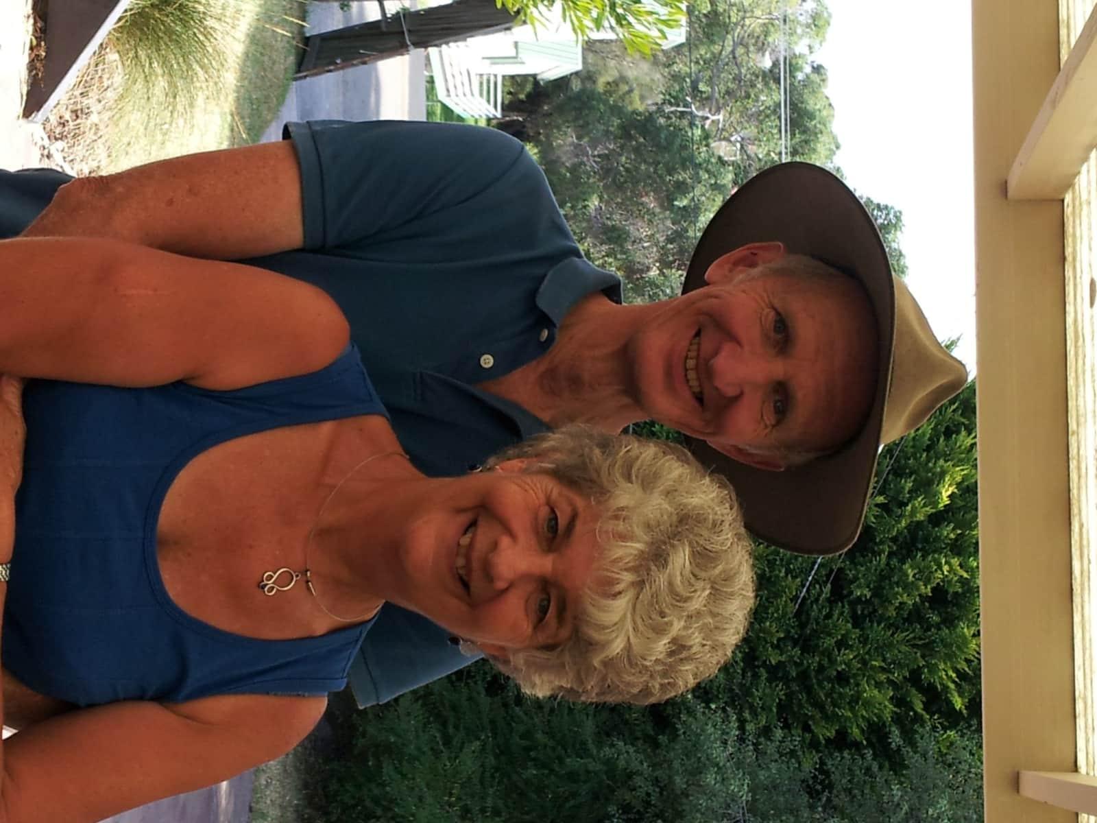 Patricia & David from Parkdale, Victoria, Australia