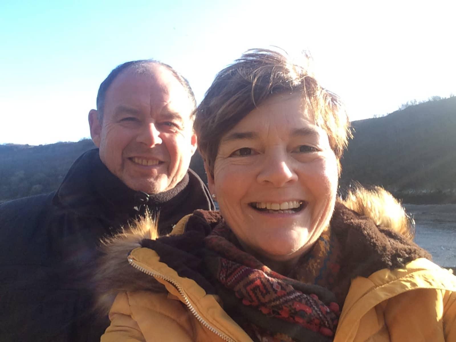 Nettie & Martin from Solva, United Kingdom