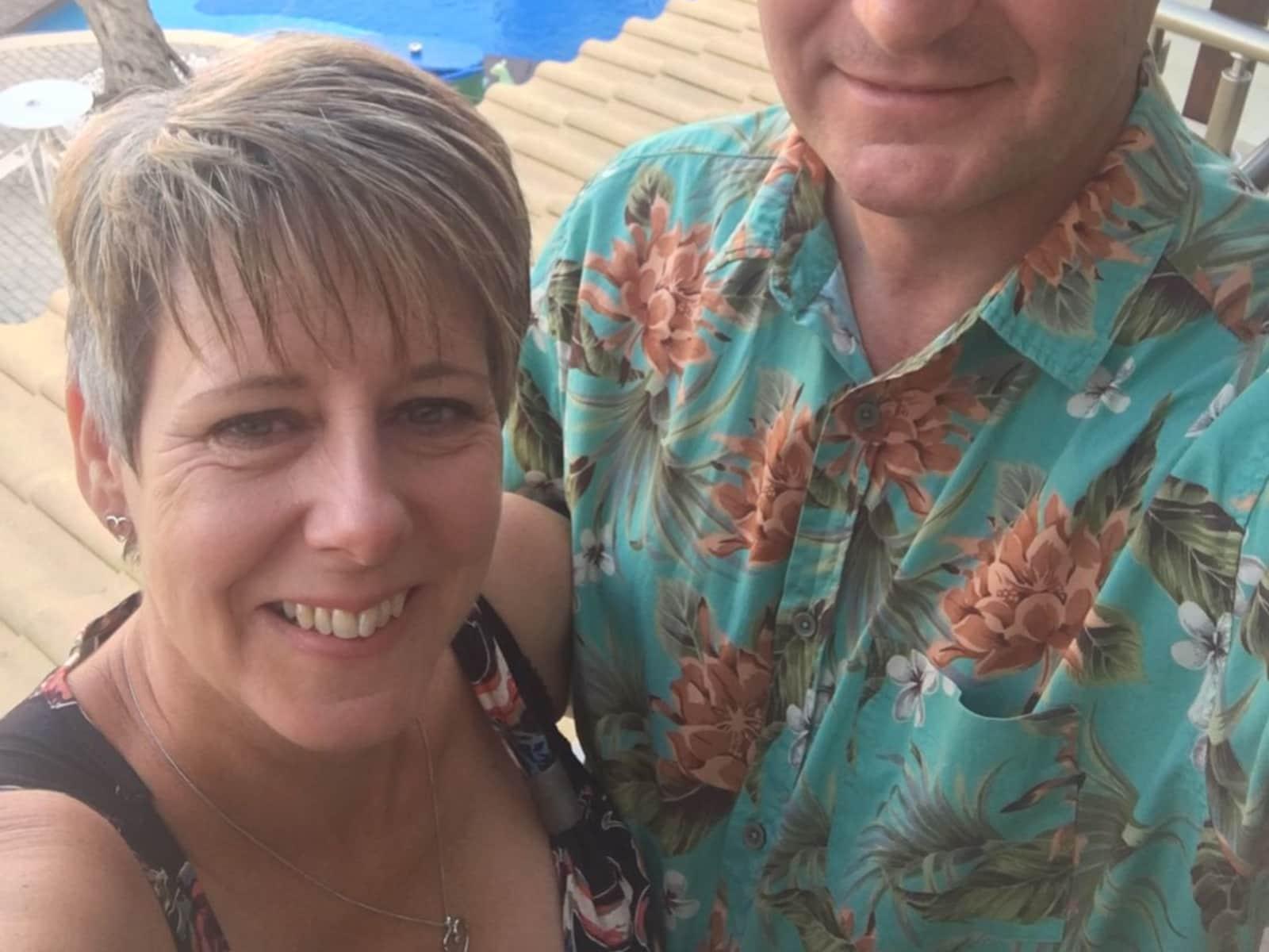 Stephen & Margaret from Holywell, United Kingdom