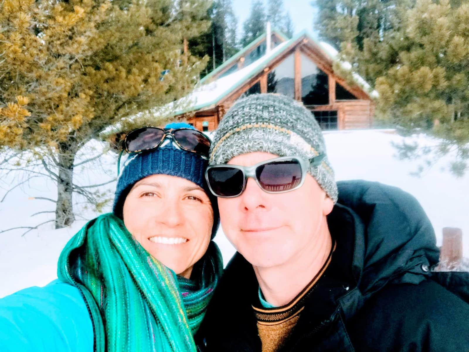Priscilla & Simon from Montrose, Colorado, United States