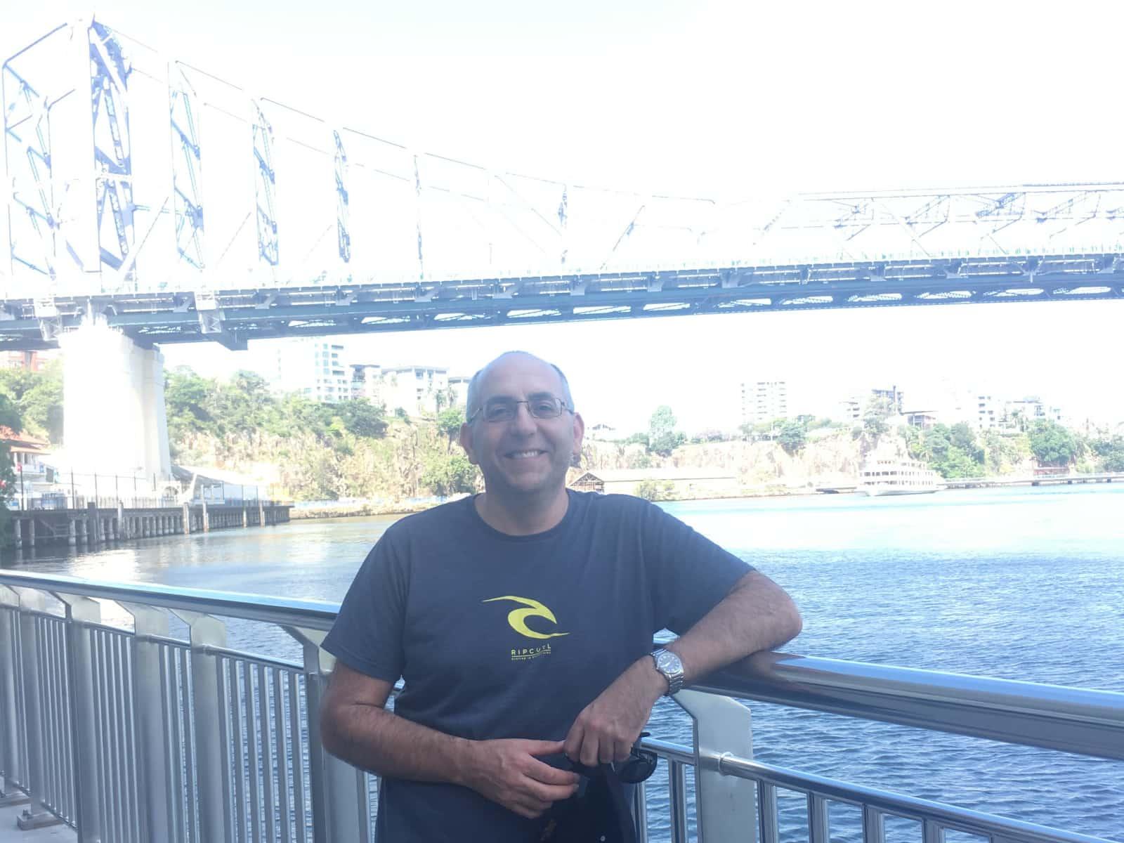 James from Brisbane, Queensland, Australia