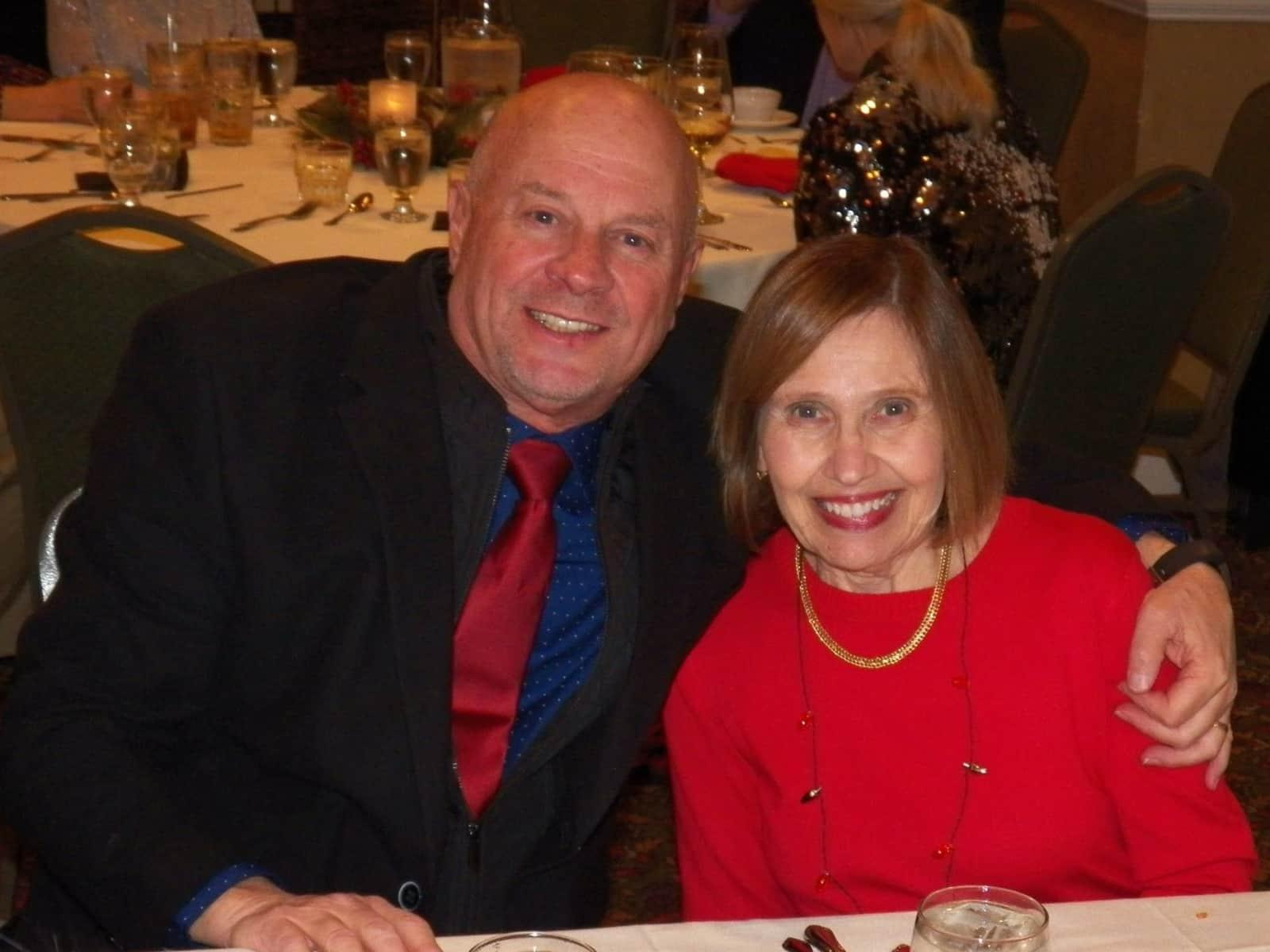 Fred & Rosalie from Charlotte, North Carolina, United States