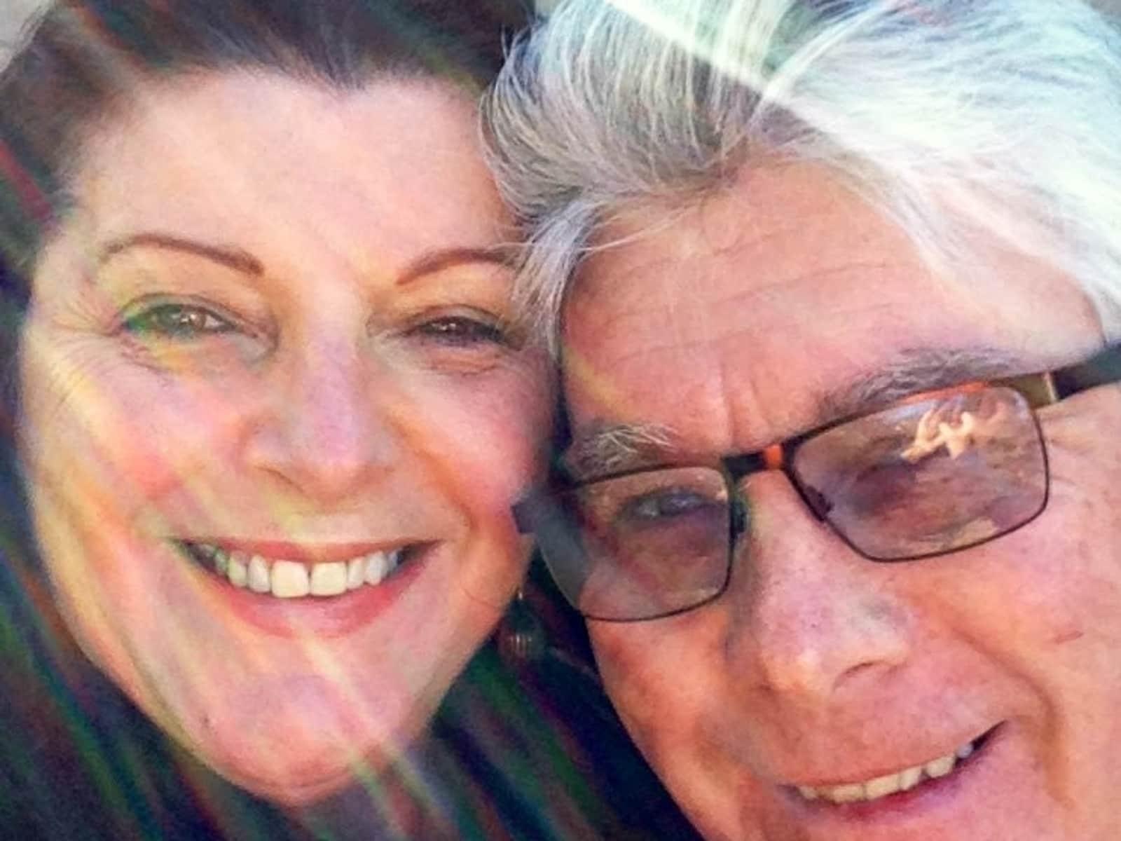 Linda & Peter from Mooloolaba, Queensland, Australia