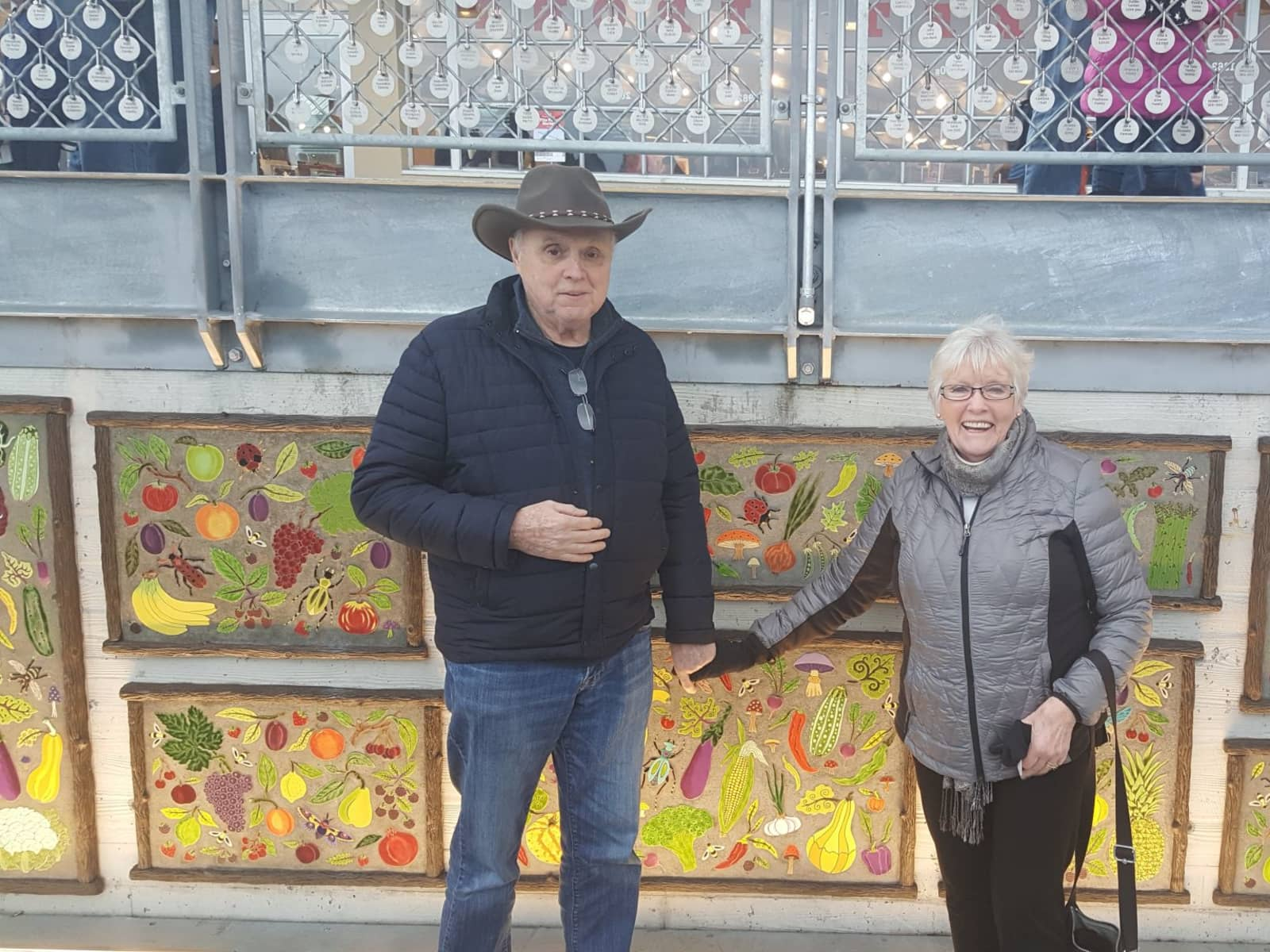 Joan & Alan from Seattle, Washington, United States