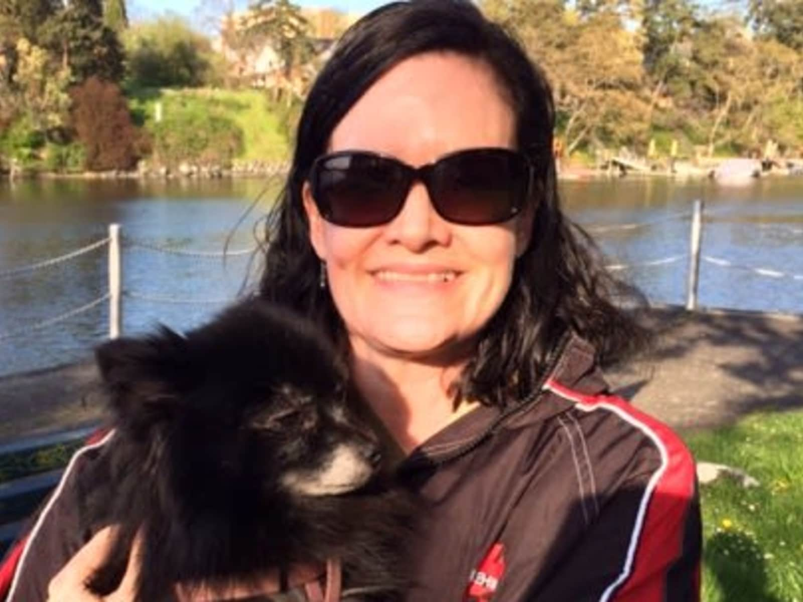Wendy & Michael from Victoria, British Columbia, Canada