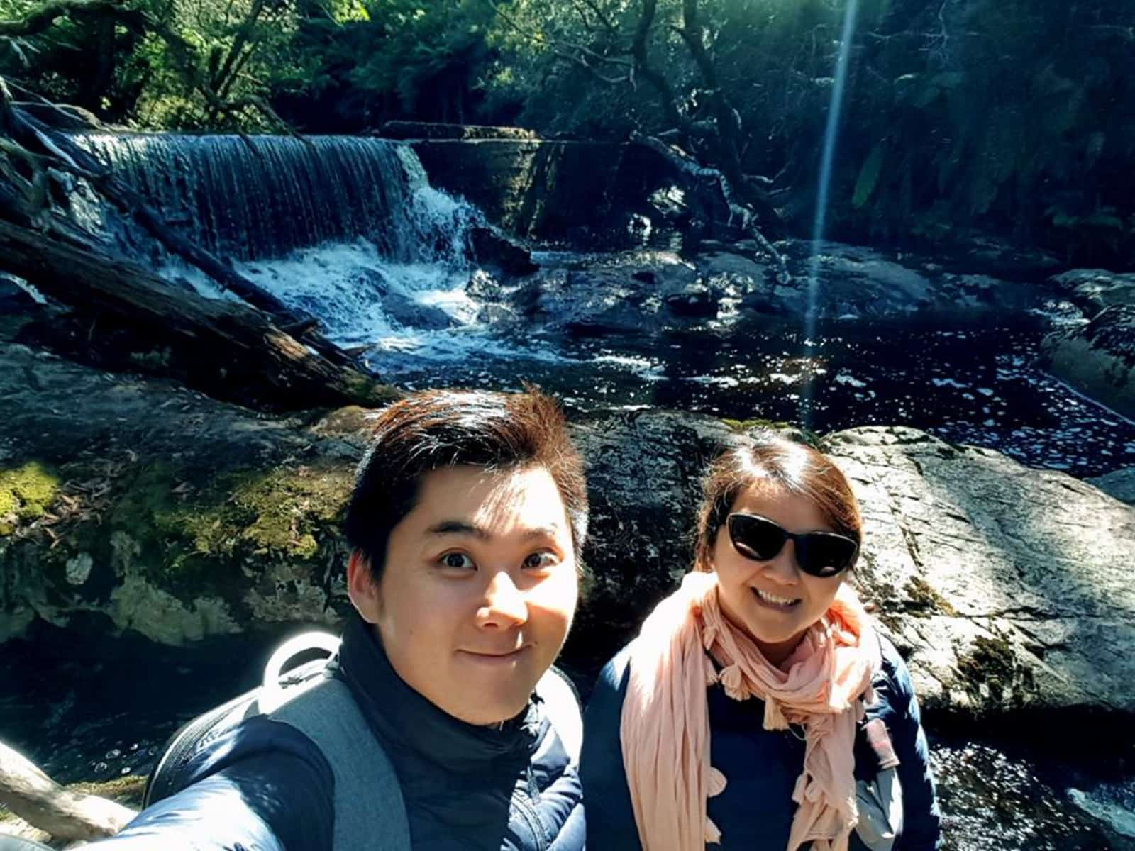 Katie & Tai from Perth, Western Australia, Australia