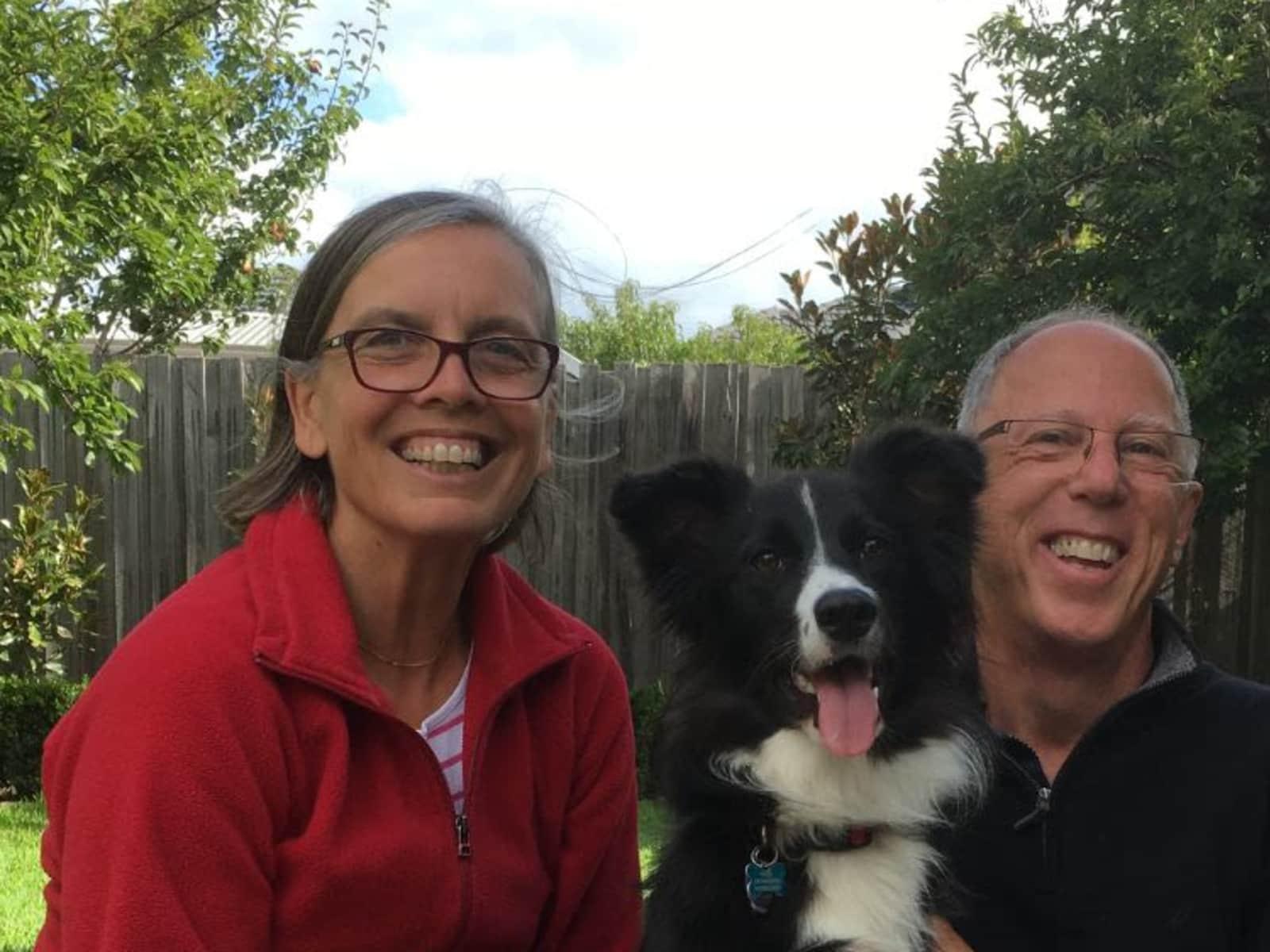 Susan & Bruce from Perth, Western Australia, Australia