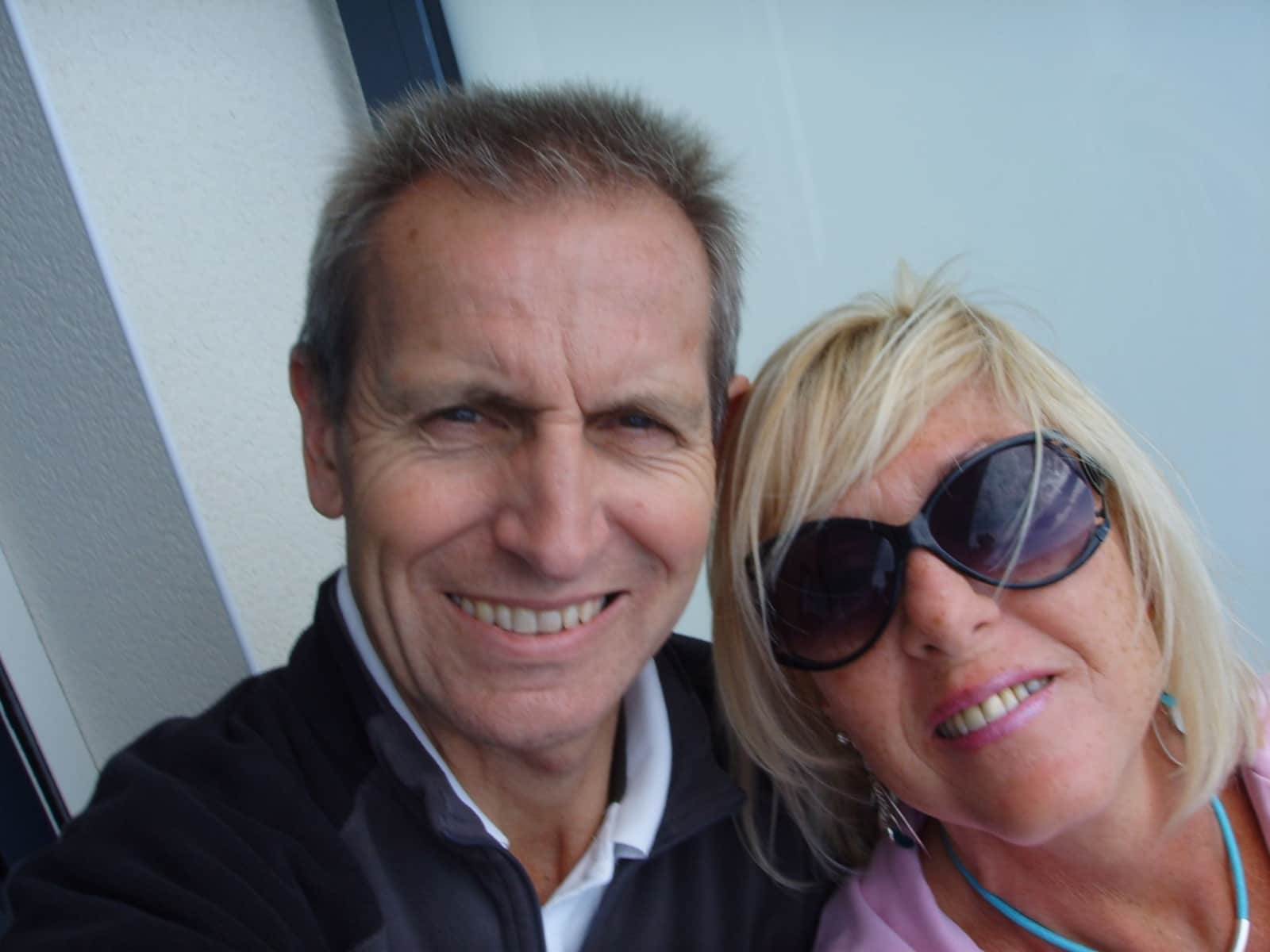 Brenda & George from Bournemouth, United Kingdom