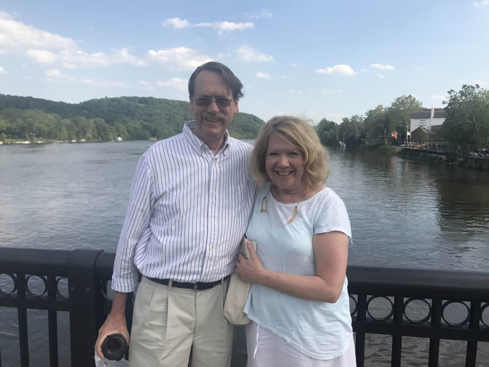 Diane & Paul from Bethlehem, Pennsylvania, United States