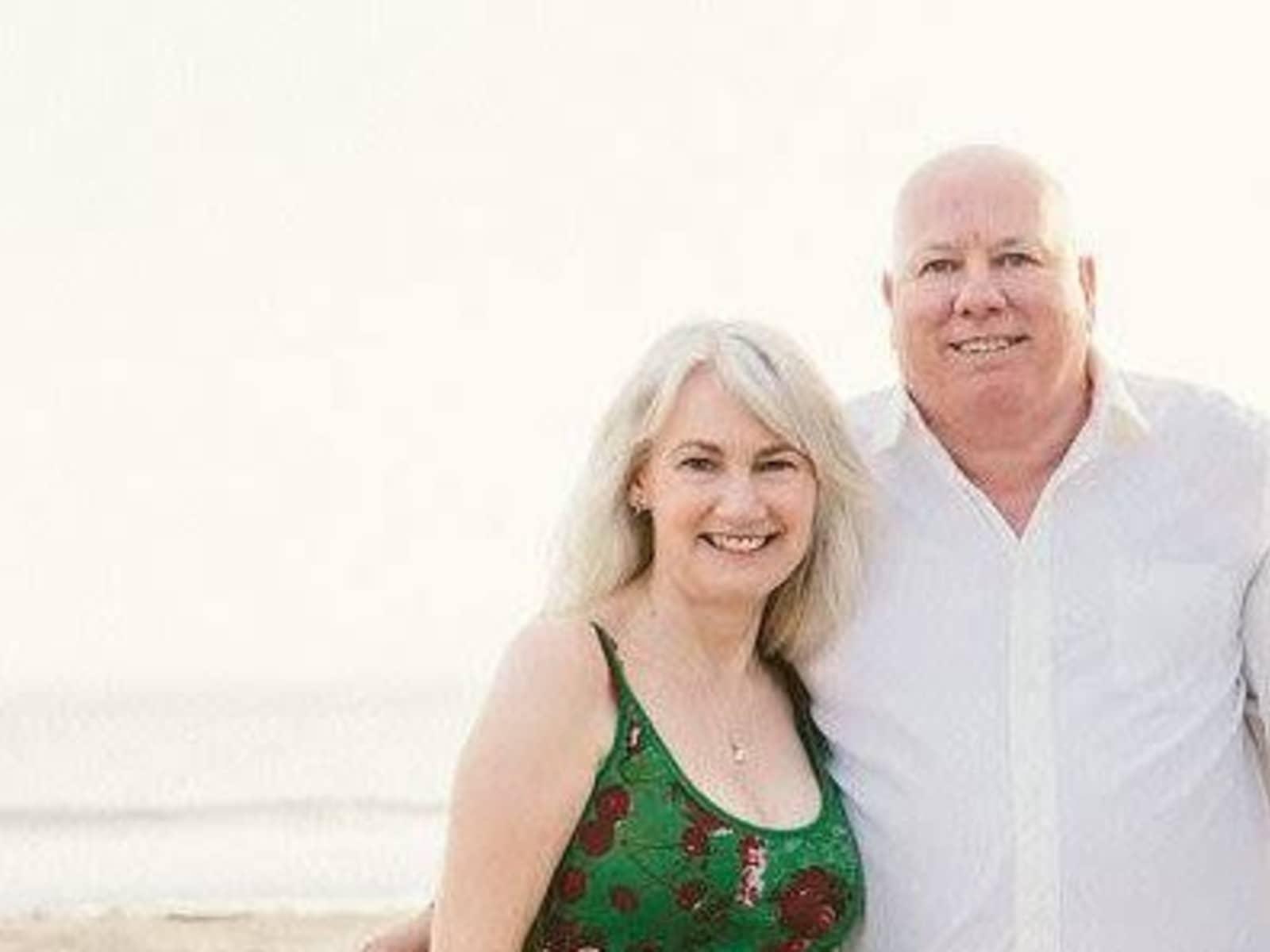 Lynn & Colin from Ulverston, United Kingdom