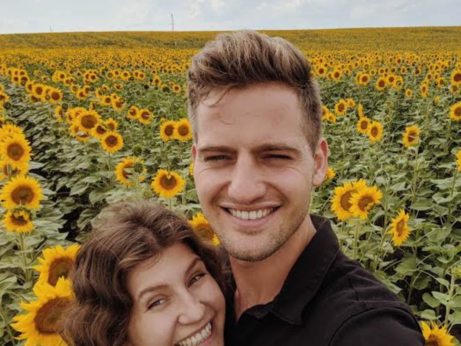 Anastasiya & Yegor from Berkeley, California, United States