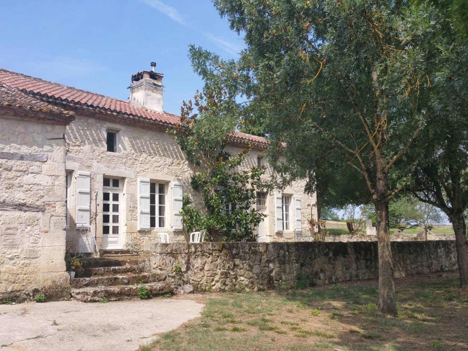Housesitting assignment in Gasques, France
