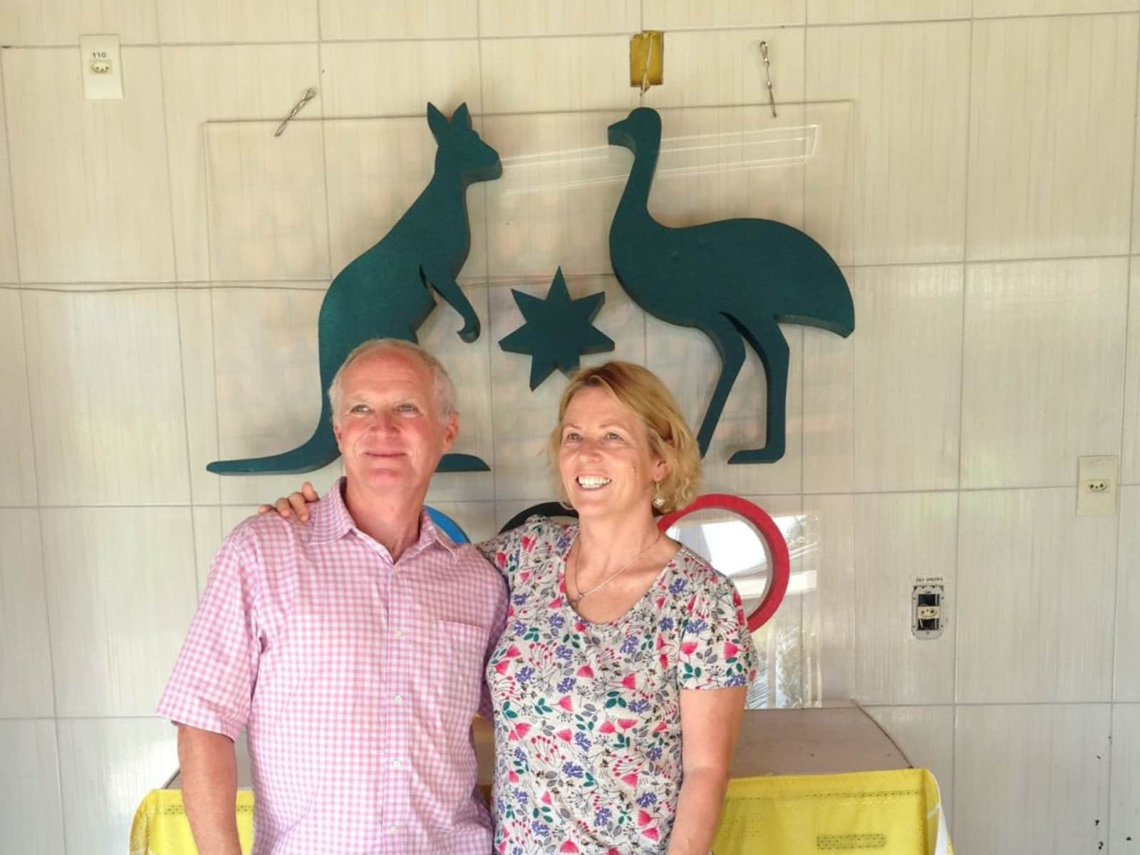 Mollie & Tom from Perth, Western Australia, Australia