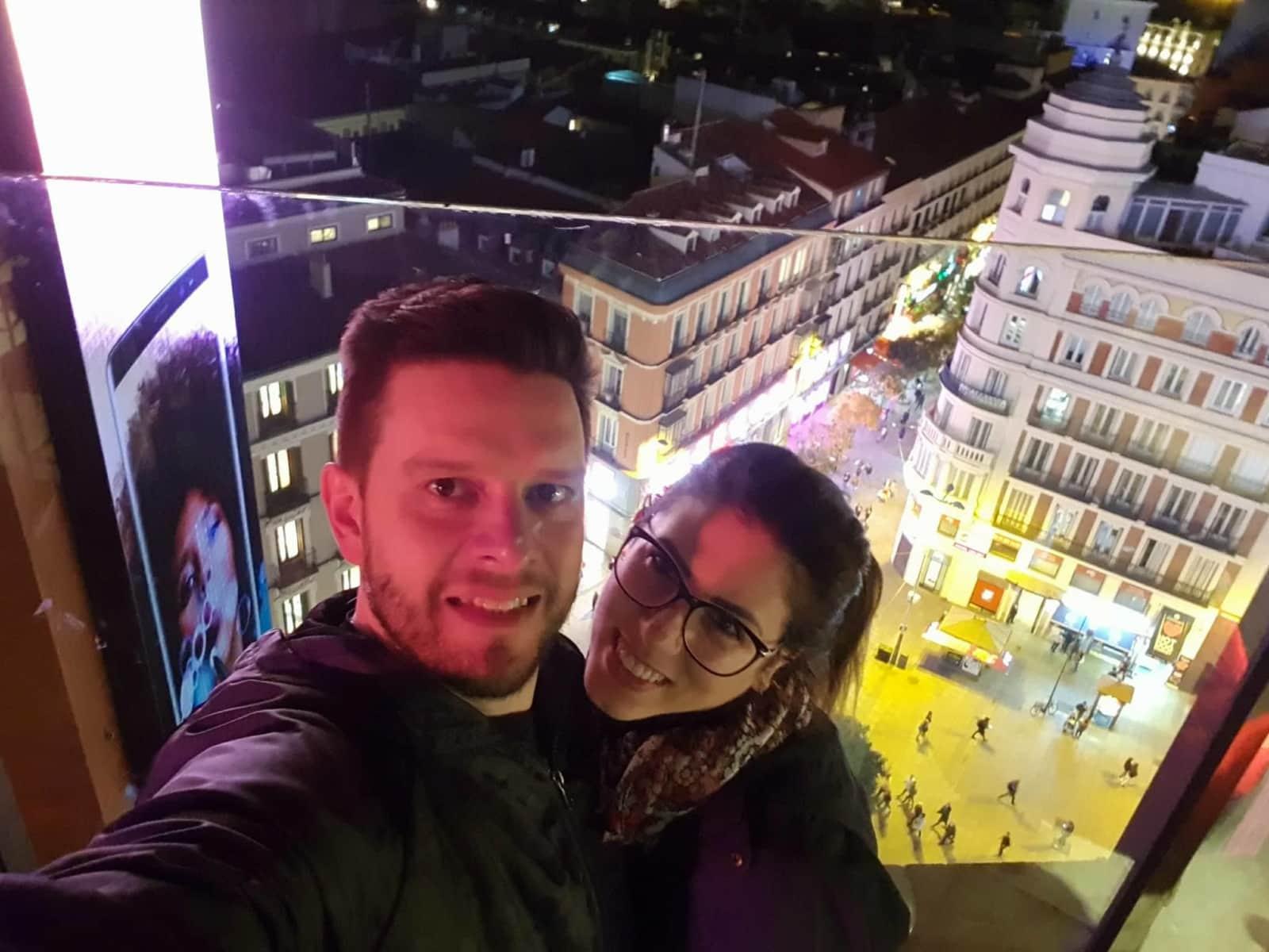 Jacqueline & Rodrigo from São Paulo, Brazil