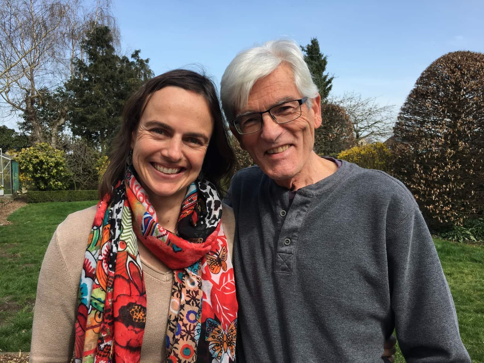 Fabienne & James from Zürich, Switzerland