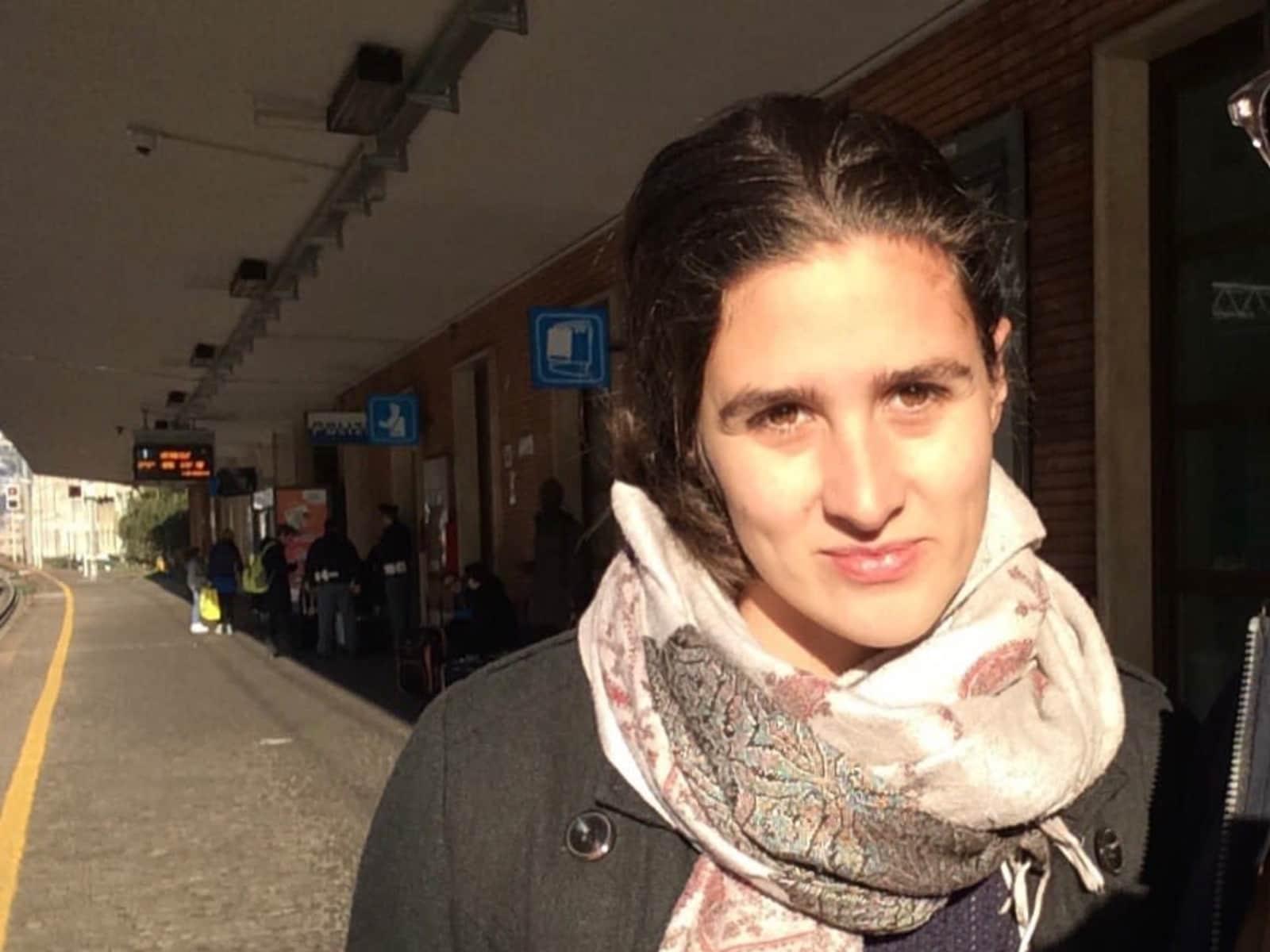 Andreane from Montréal, Quebec, Canada