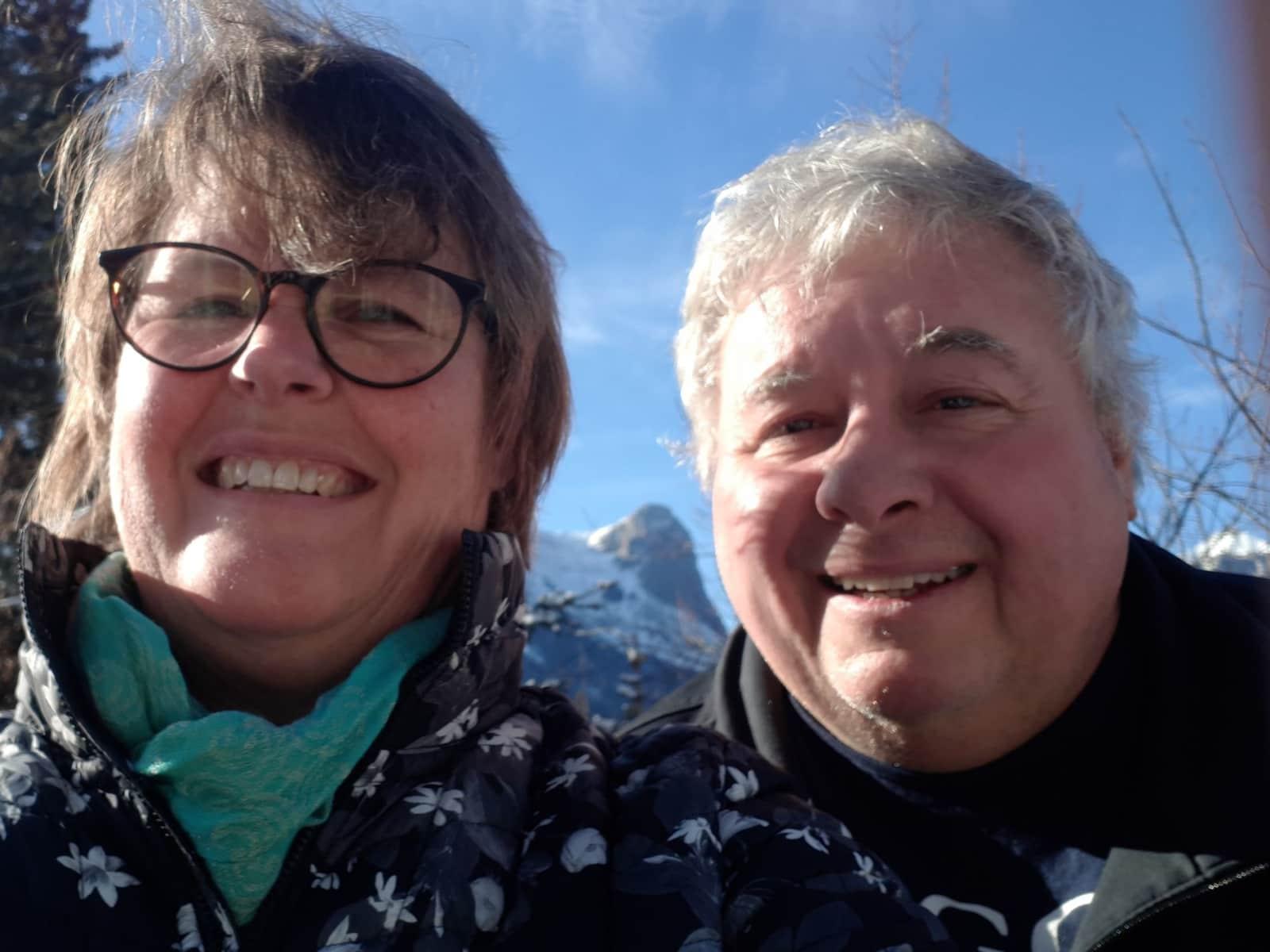 Anne & Bill from Hamilton, Ontario, Canada