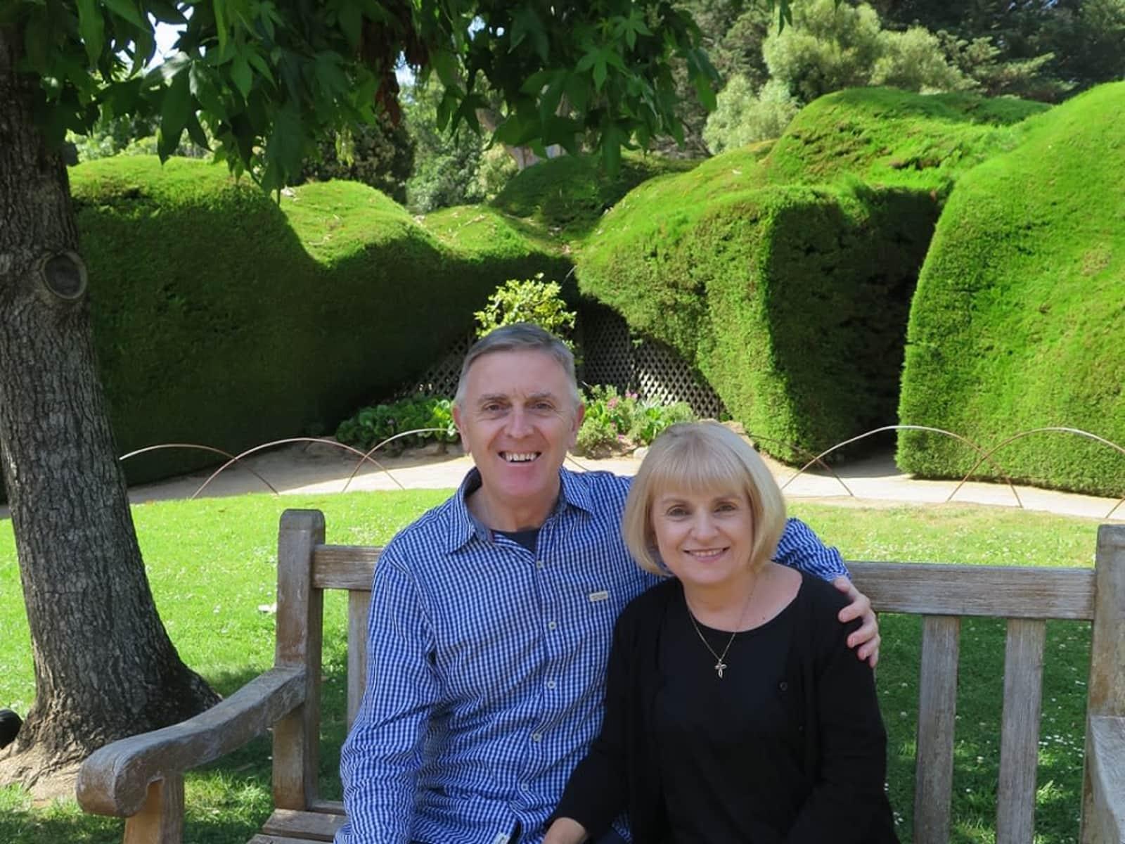 Branka & Paul from Chesterfield, United Kingdom