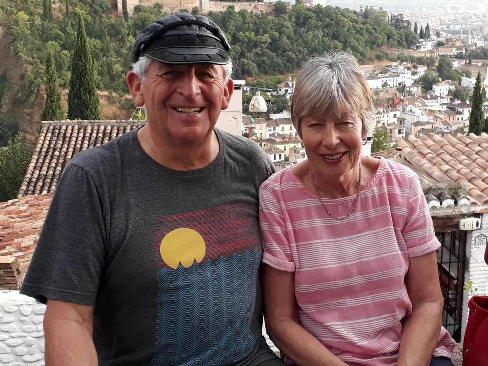 Jennifer & Chris from Omokoroa Beach, New Zealand