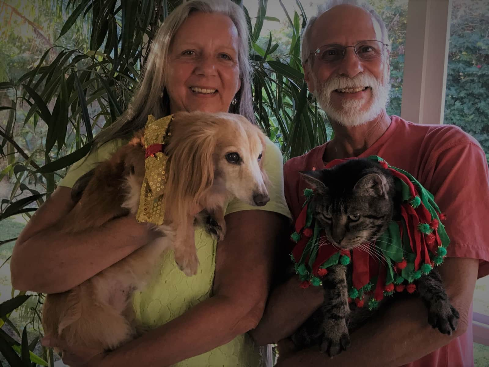 Kathy & Bob from Sebastian, Florida, United States