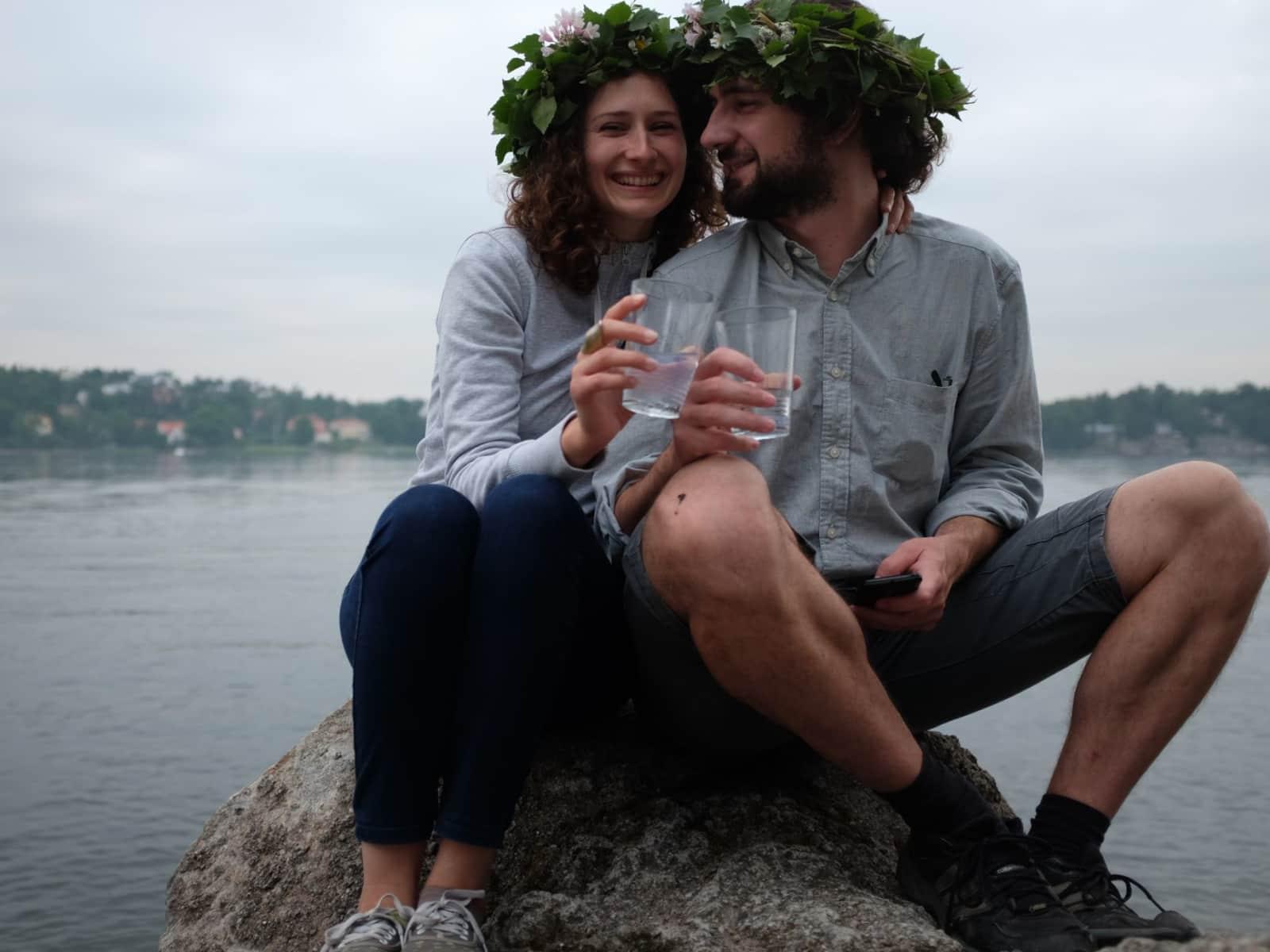 Jela & Hrvoje from Velika Gorica, Croatia