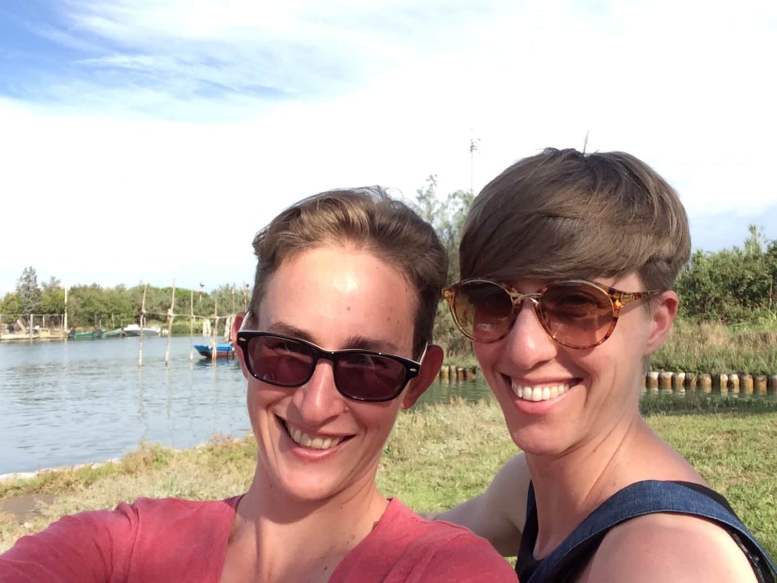 Ingrid & Nerida from Sydney, New South Wales, Australia