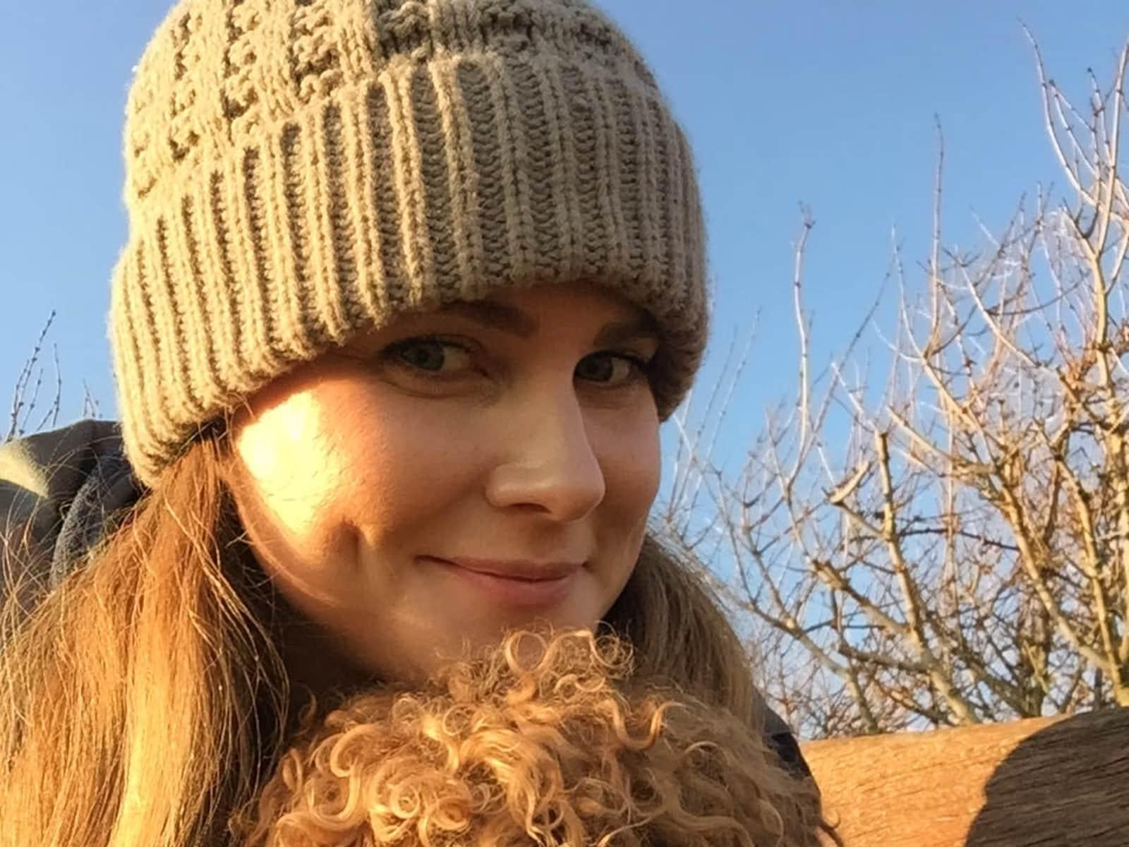 Sophia from Brighton, United Kingdom