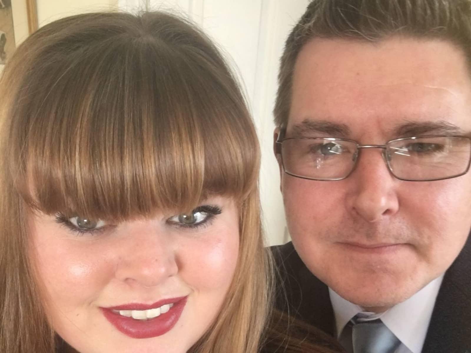 Bethany & Scott from Dudley, United Kingdom