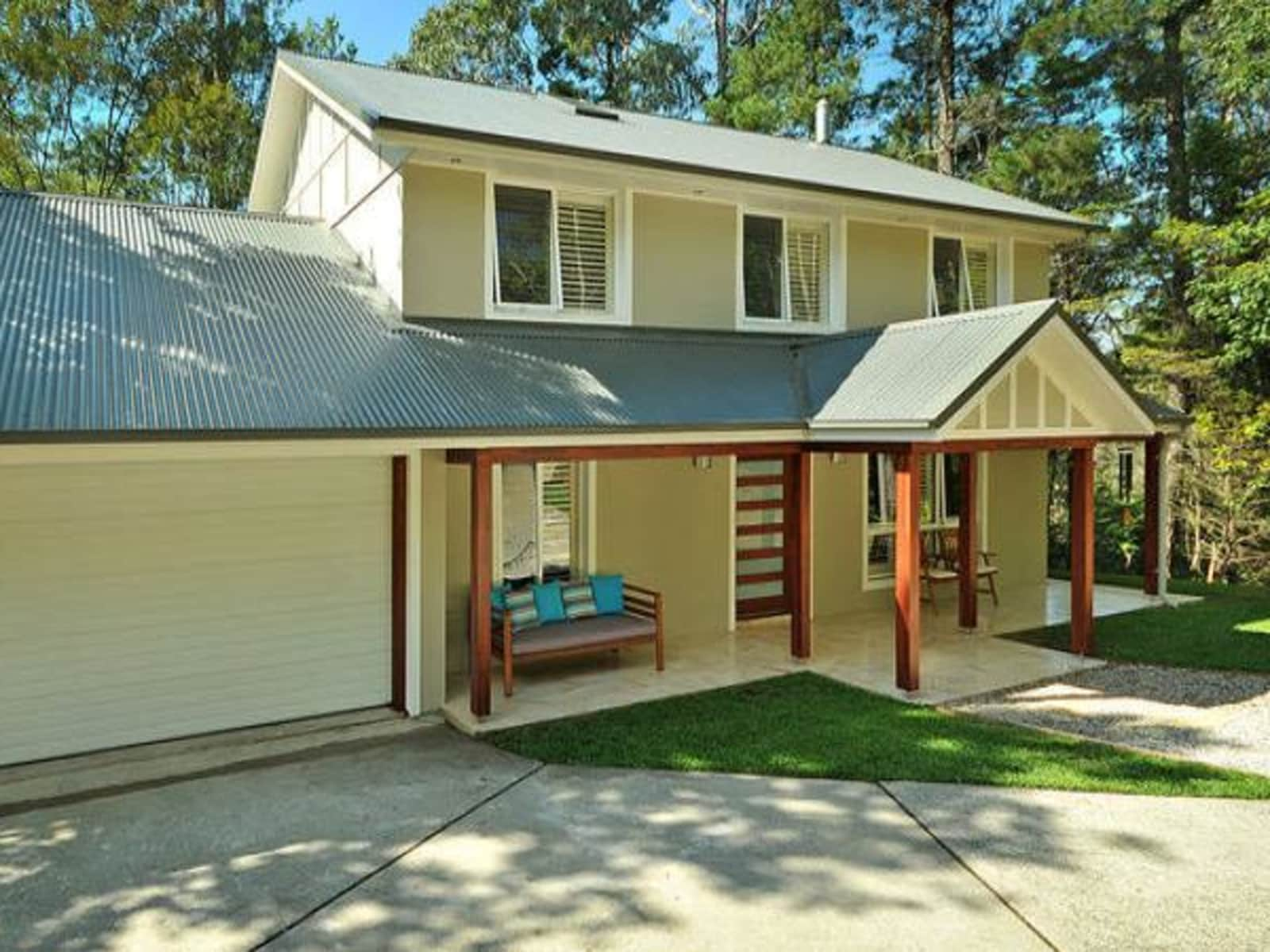Housesitting assignment in Woodford, New South Wales, Australia
