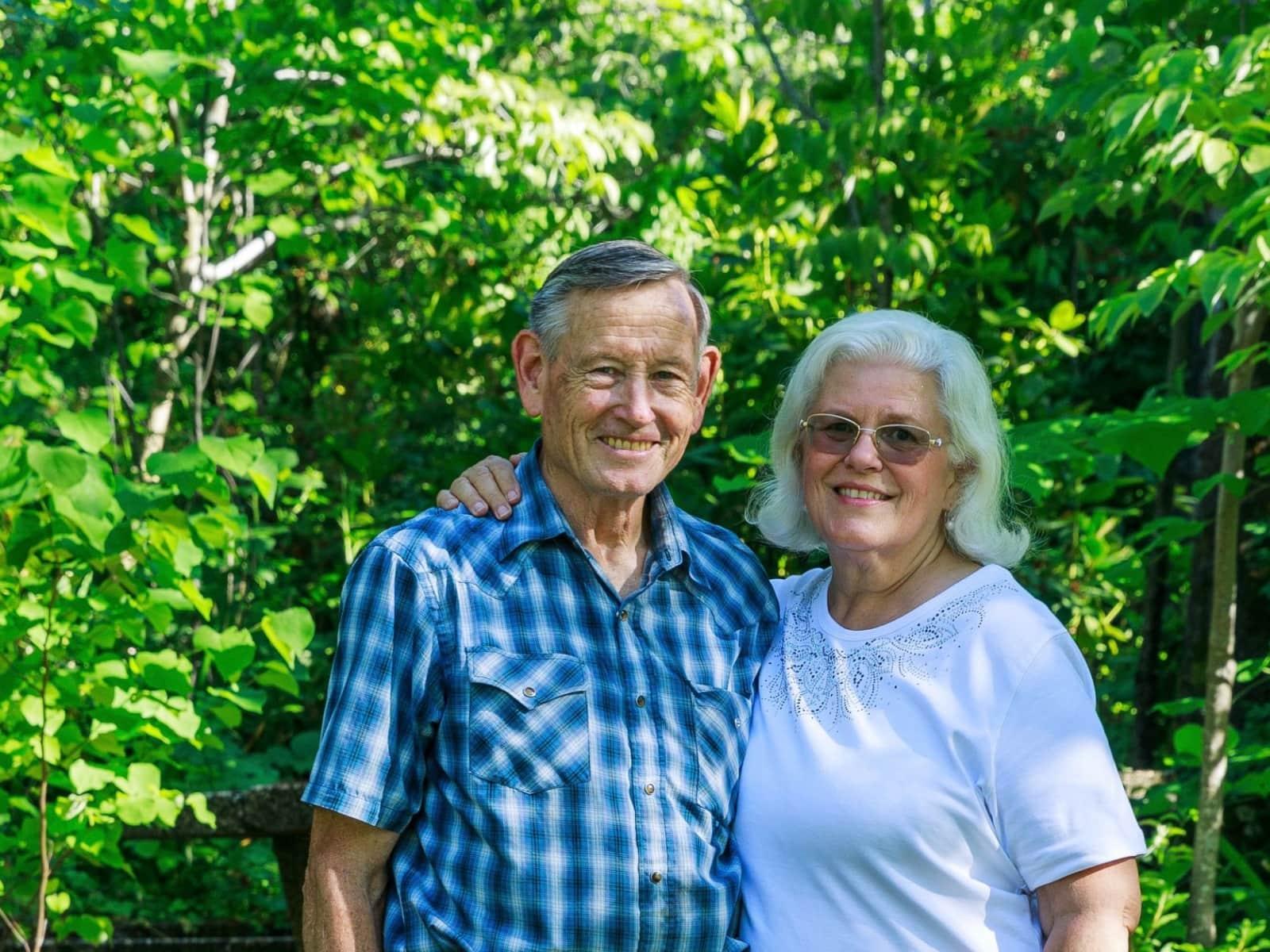 Linda & Daniel from Auburn, California, United States
