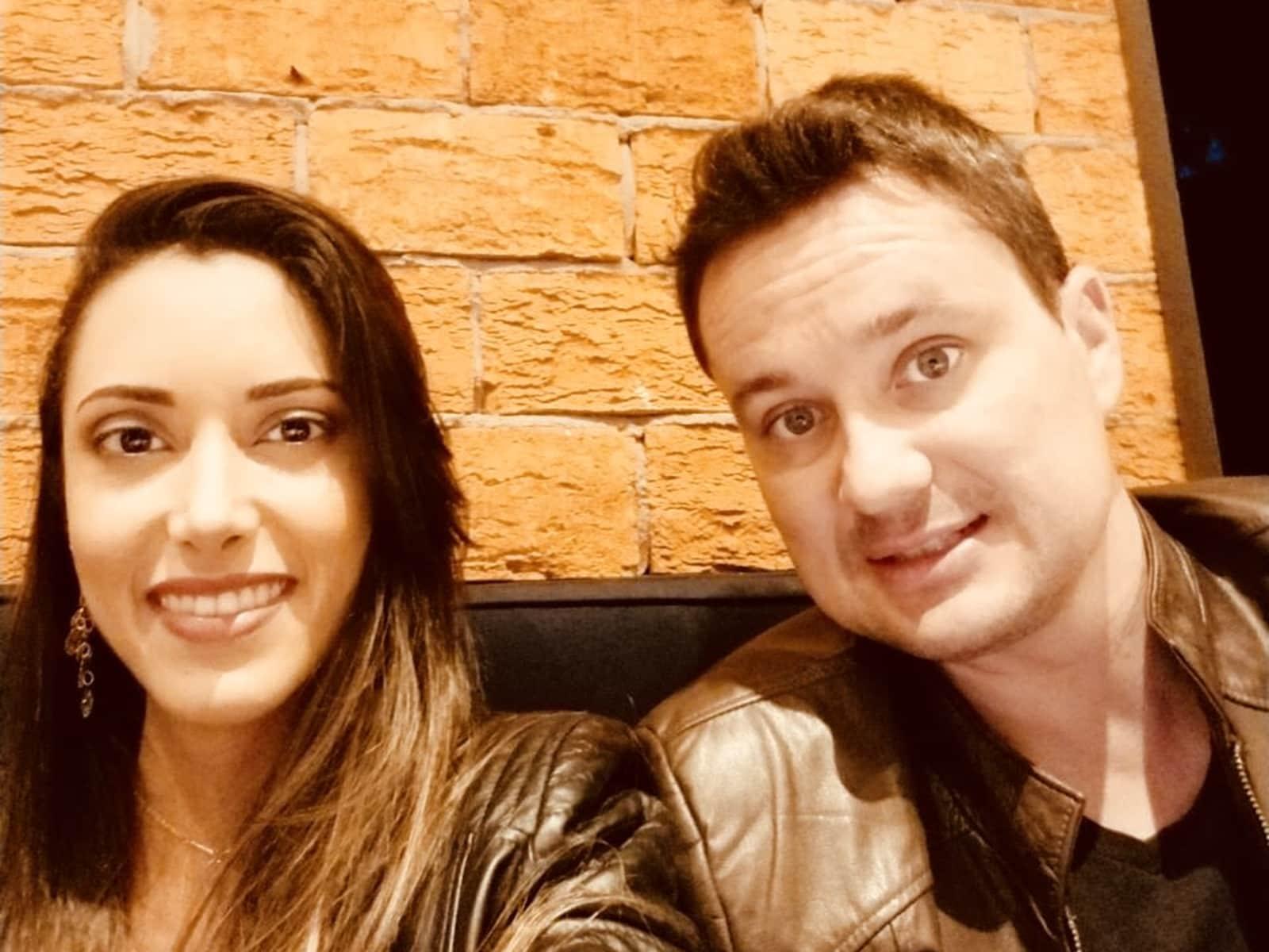 Jean & Ivana from Brasília, Brazil