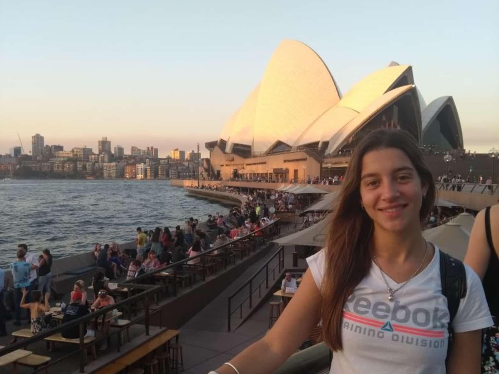 Giuliana from Sydney, New South Wales, Australia