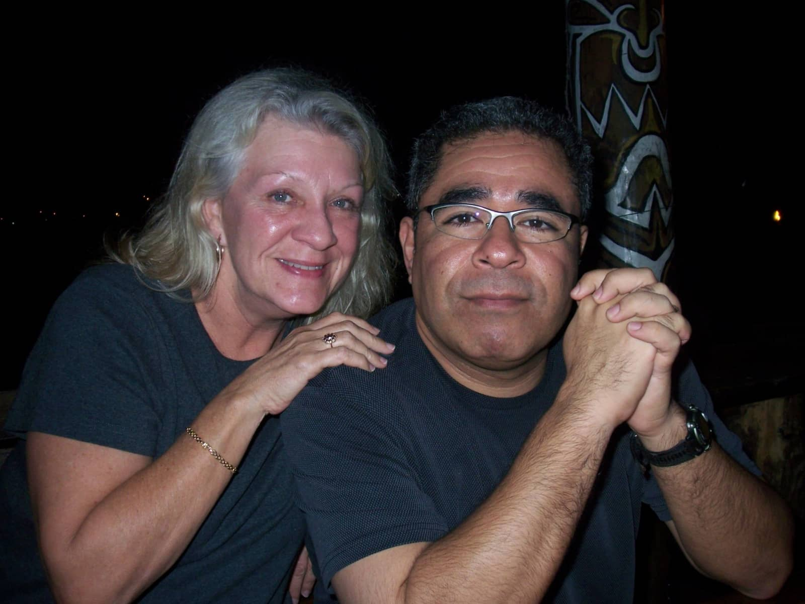 Lisa & Gerardo from Hallandale Beach, Florida, United States