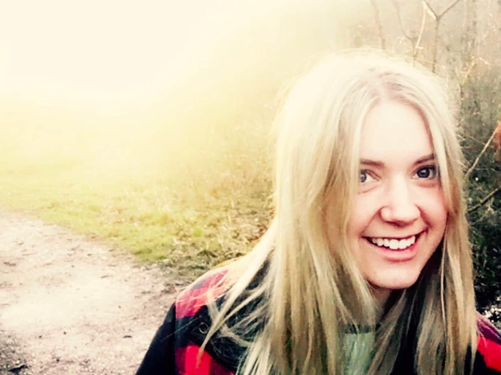 Emma from Upper Holloway, United Kingdom