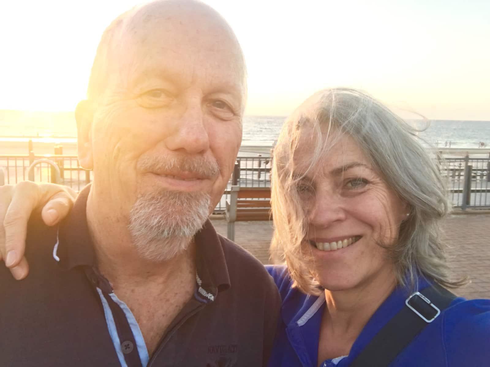 Suzanne & Brett from Vienna, Austria